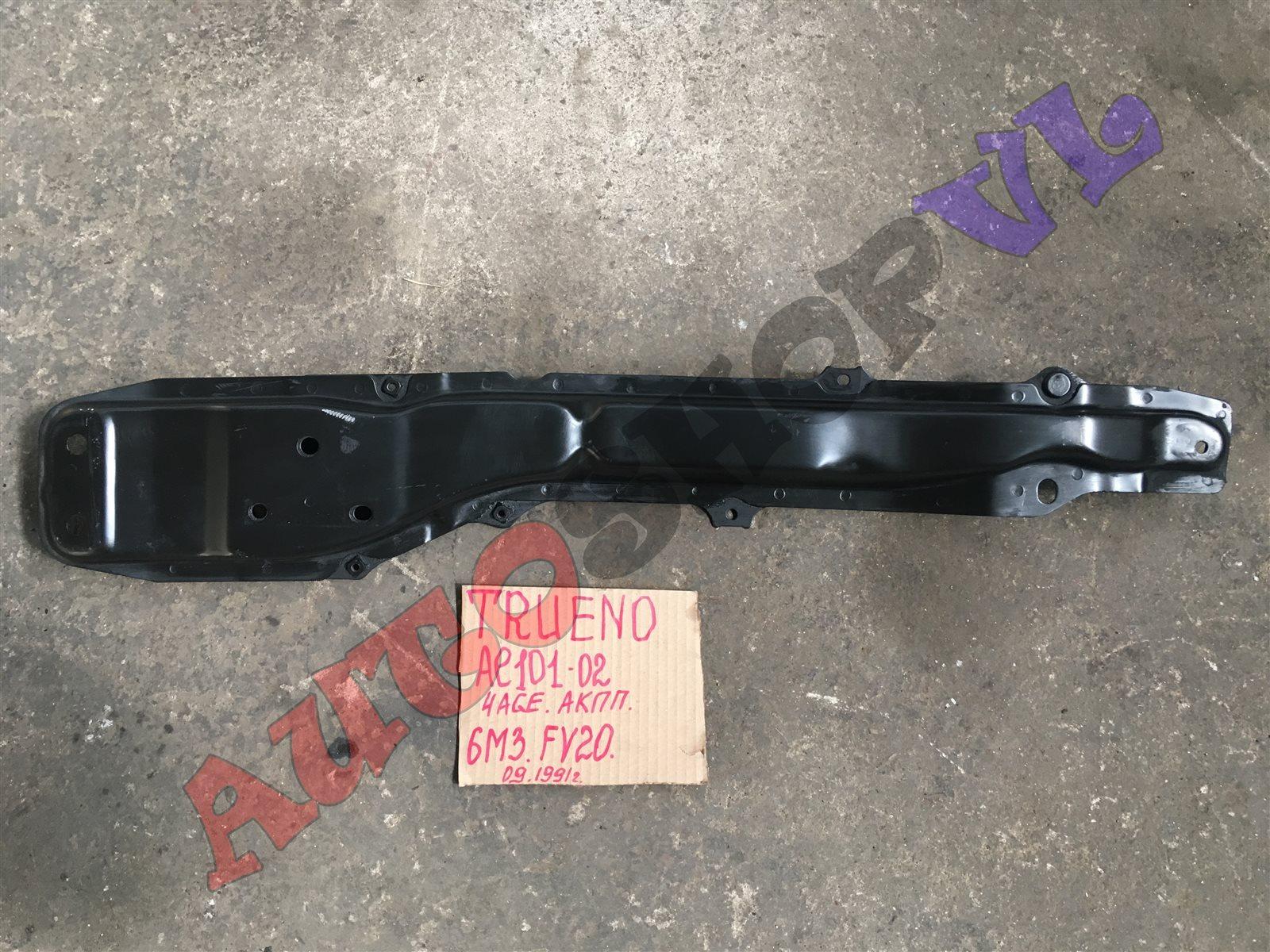 Балка продольная Toyota Sprinter Trueno AE101 передняя (б/у)