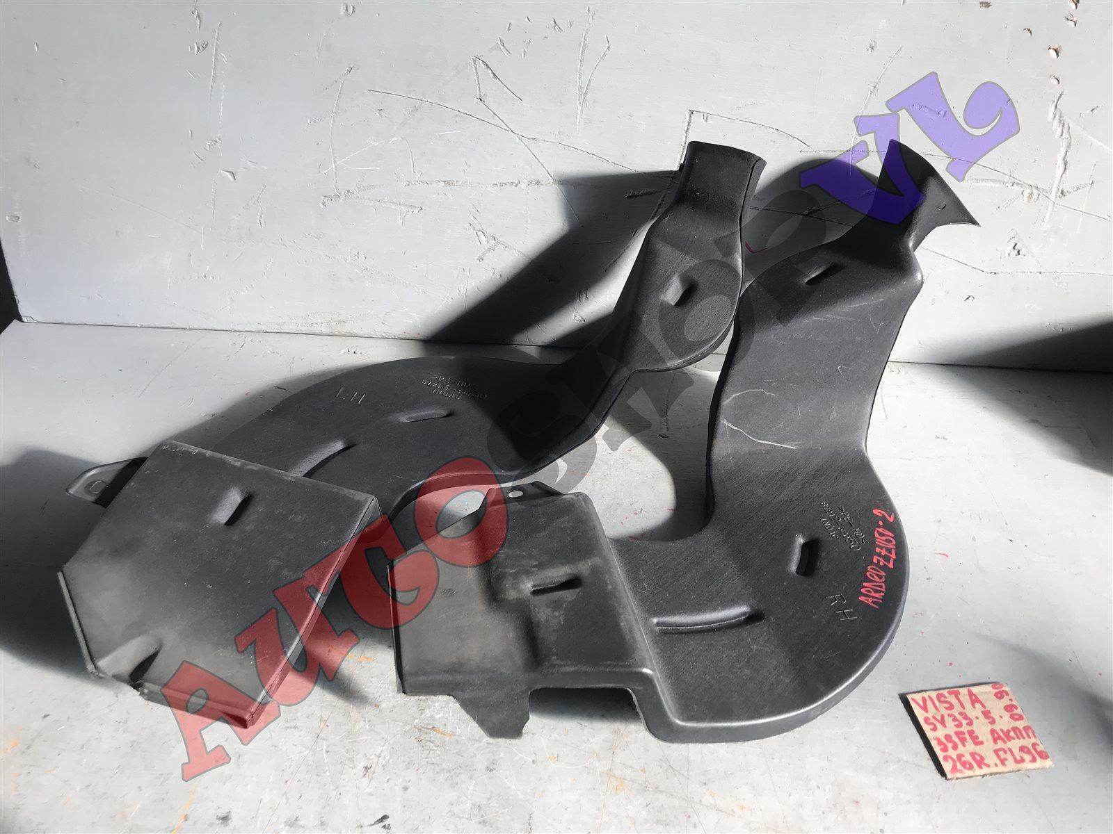 Воздуховод Toyota Vista Ardeo ZZV50 1ZZFE (б/у)