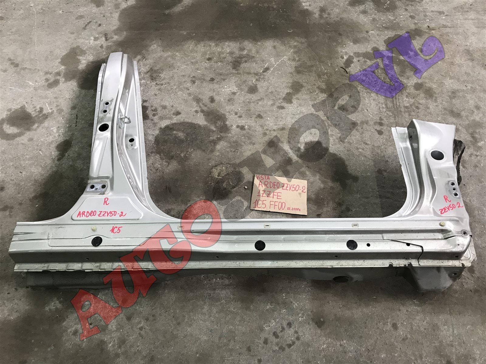 Порог кузова Toyota Vista Ardeo AZV50 1AZFSE передний правый (б/у)