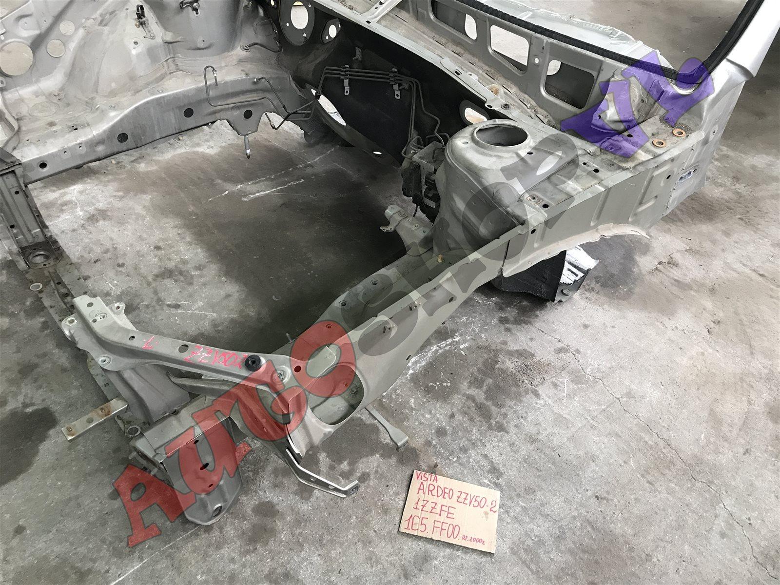 Лонжерон Toyota Vista Ardeo ZZV50 1ZZFE передний левый (б/у)