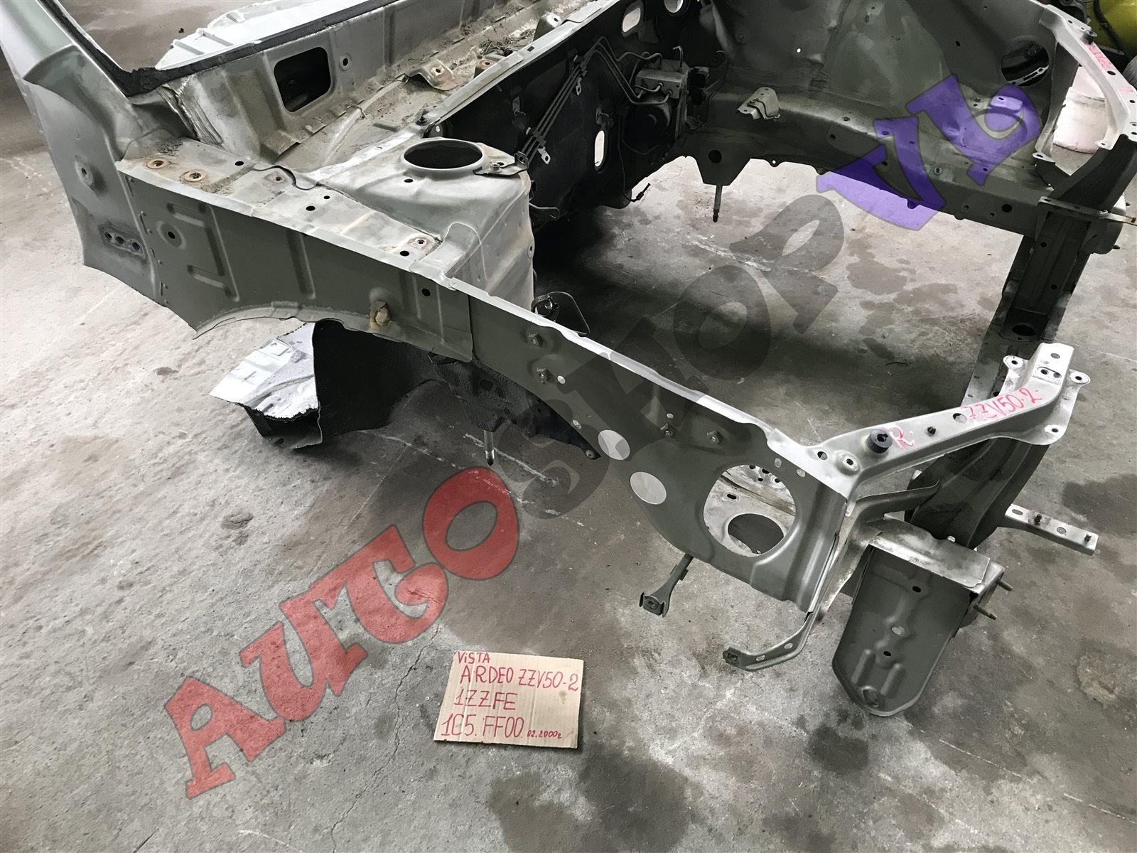 Лонжерон Toyota Vista Ardeo ZZV50 1ZZFE передний правый (б/у)
