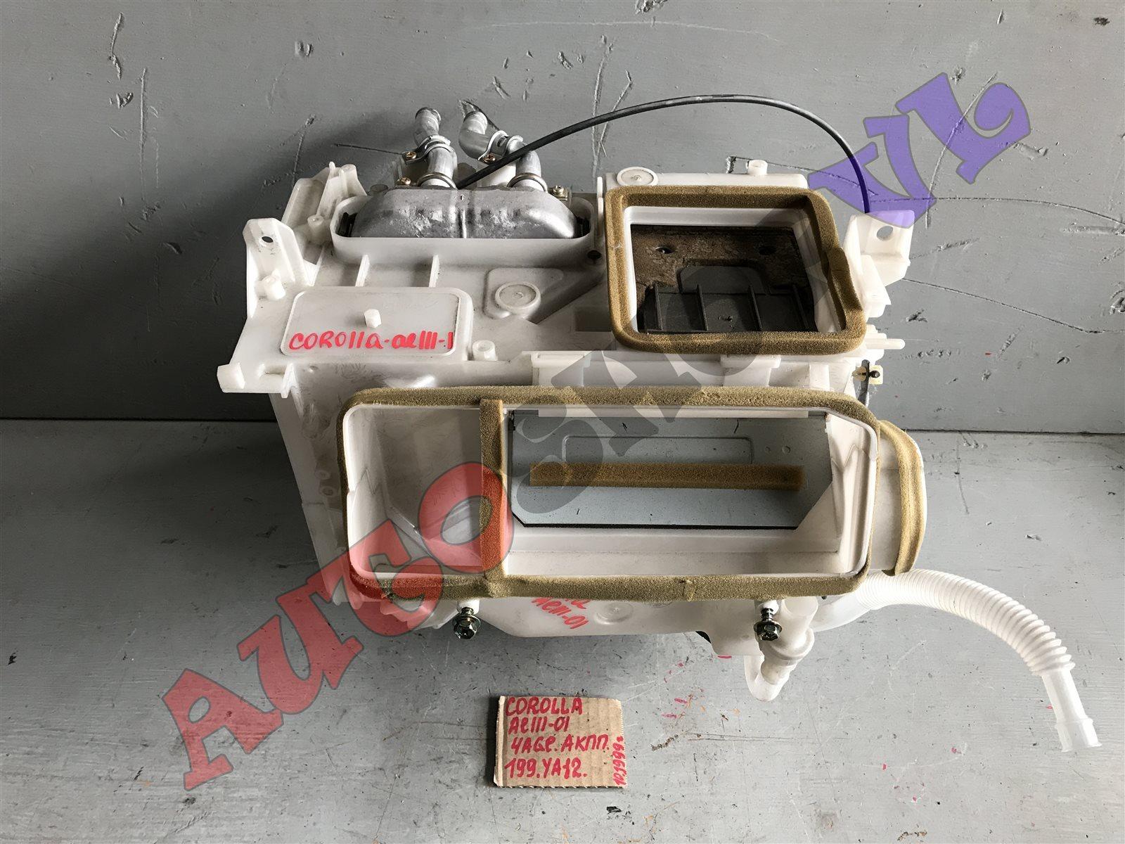 Печка Toyota Corolla AE111 4AGE (б/у)