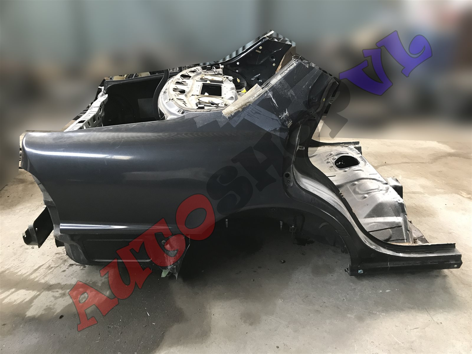 Rear cut Toyota Camry Prominent VZV33 (б/у)