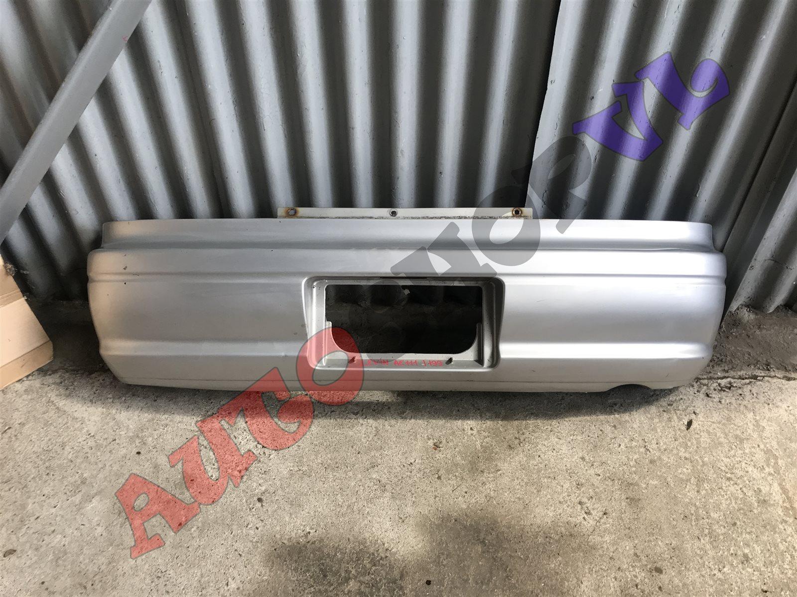 Бампер Toyota Corolla Levin AE111 задний (б/у)