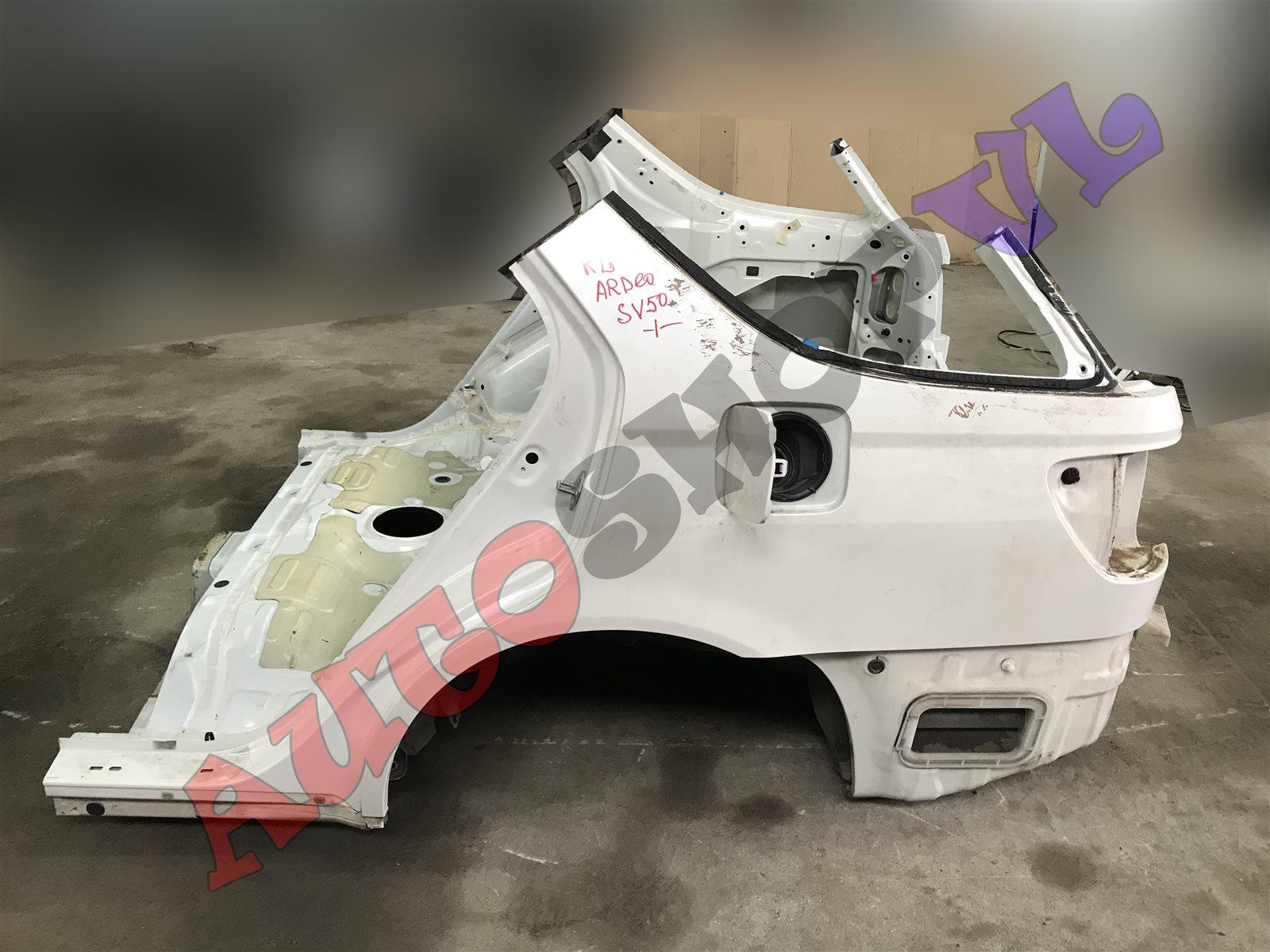 Крыло Toyota Vista Ardeo SV50 3SFSE 06.2000 заднее левое (б/у)