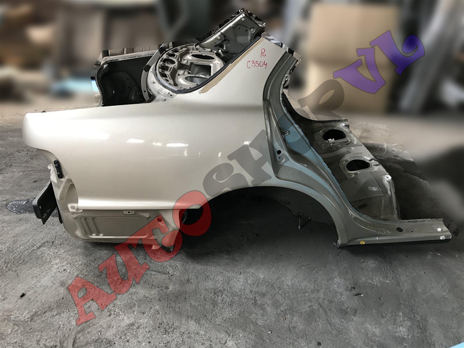 Крыло Toyota Camry SV30 заднее правое (б/у)