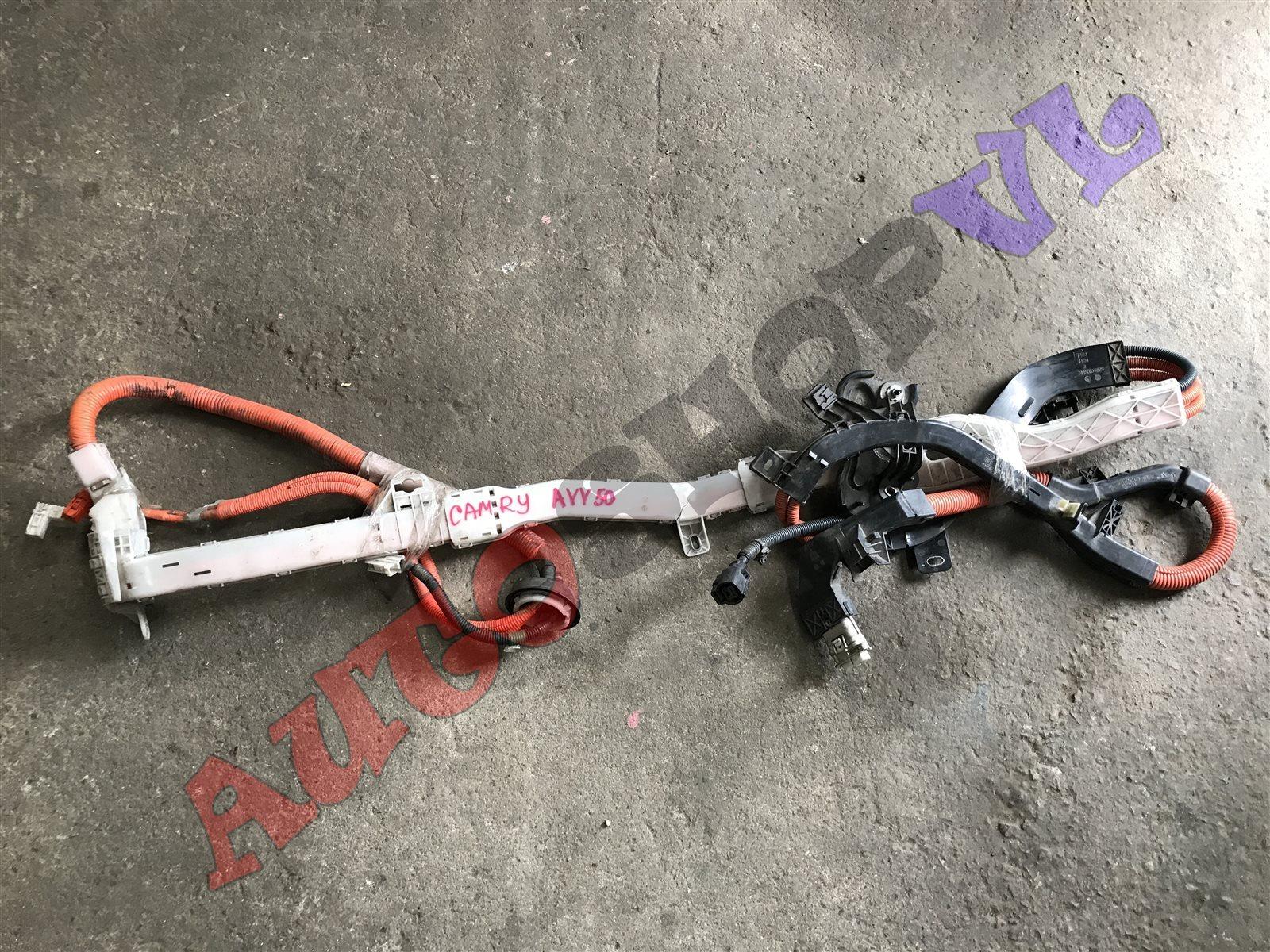 Высоковольтные провода Toyota Camry AVV50 2ARFXE 12.2011 (б/у)