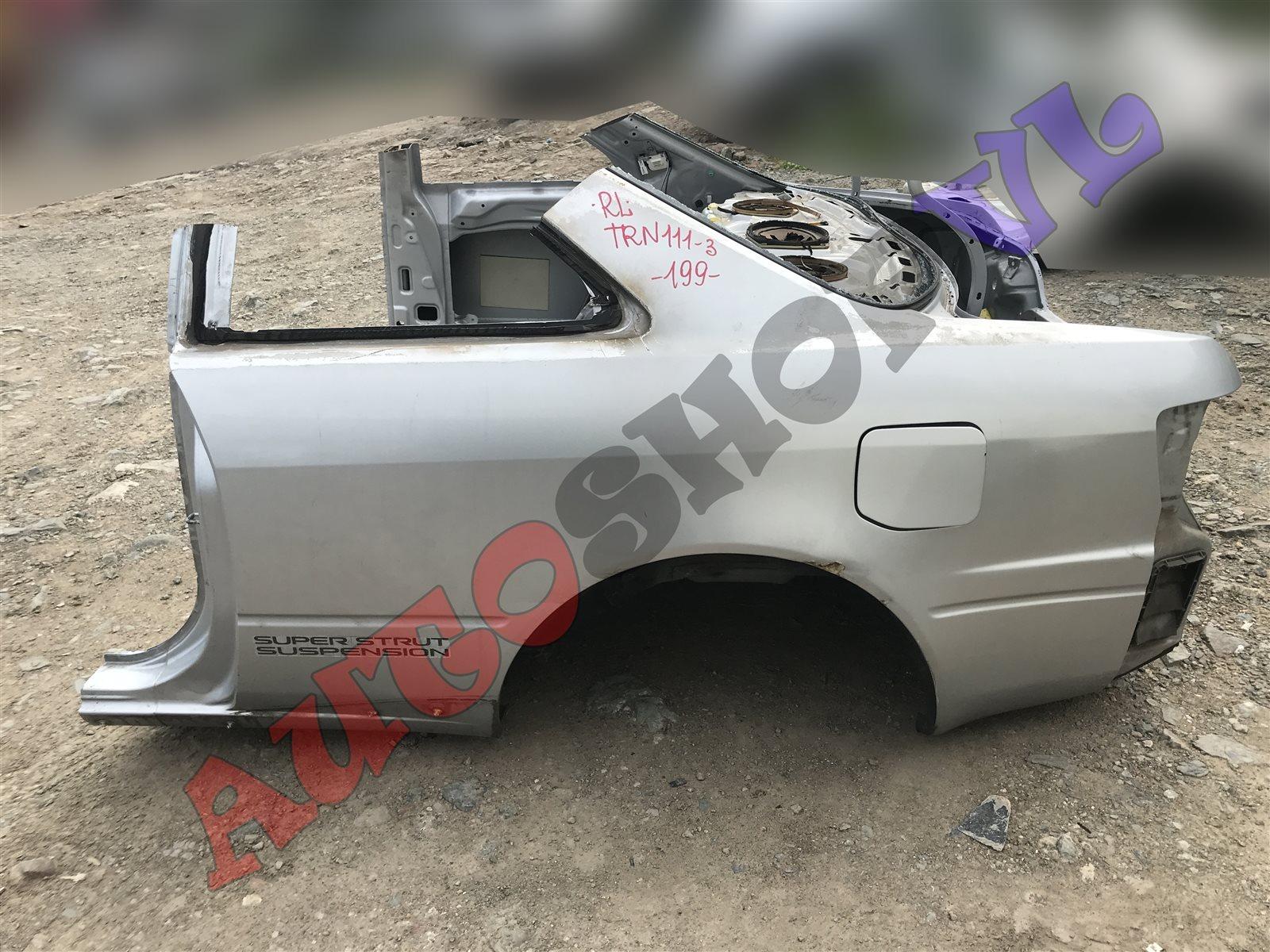 Крыло Toyota Sprinter Trueno AE111 заднее левое (б/у)