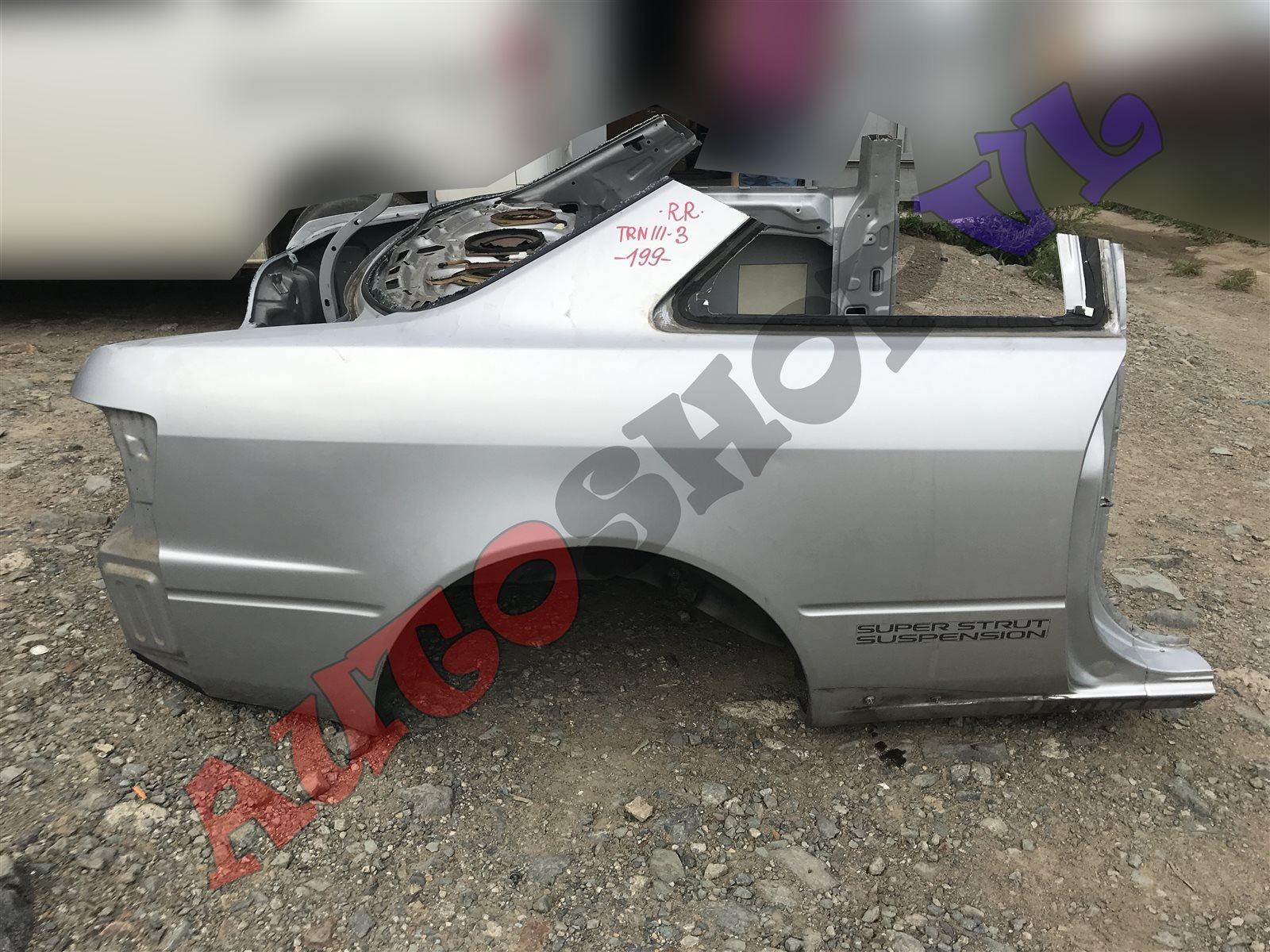 Rear cut Toyota Sprinter Trueno AE111 (б/у)