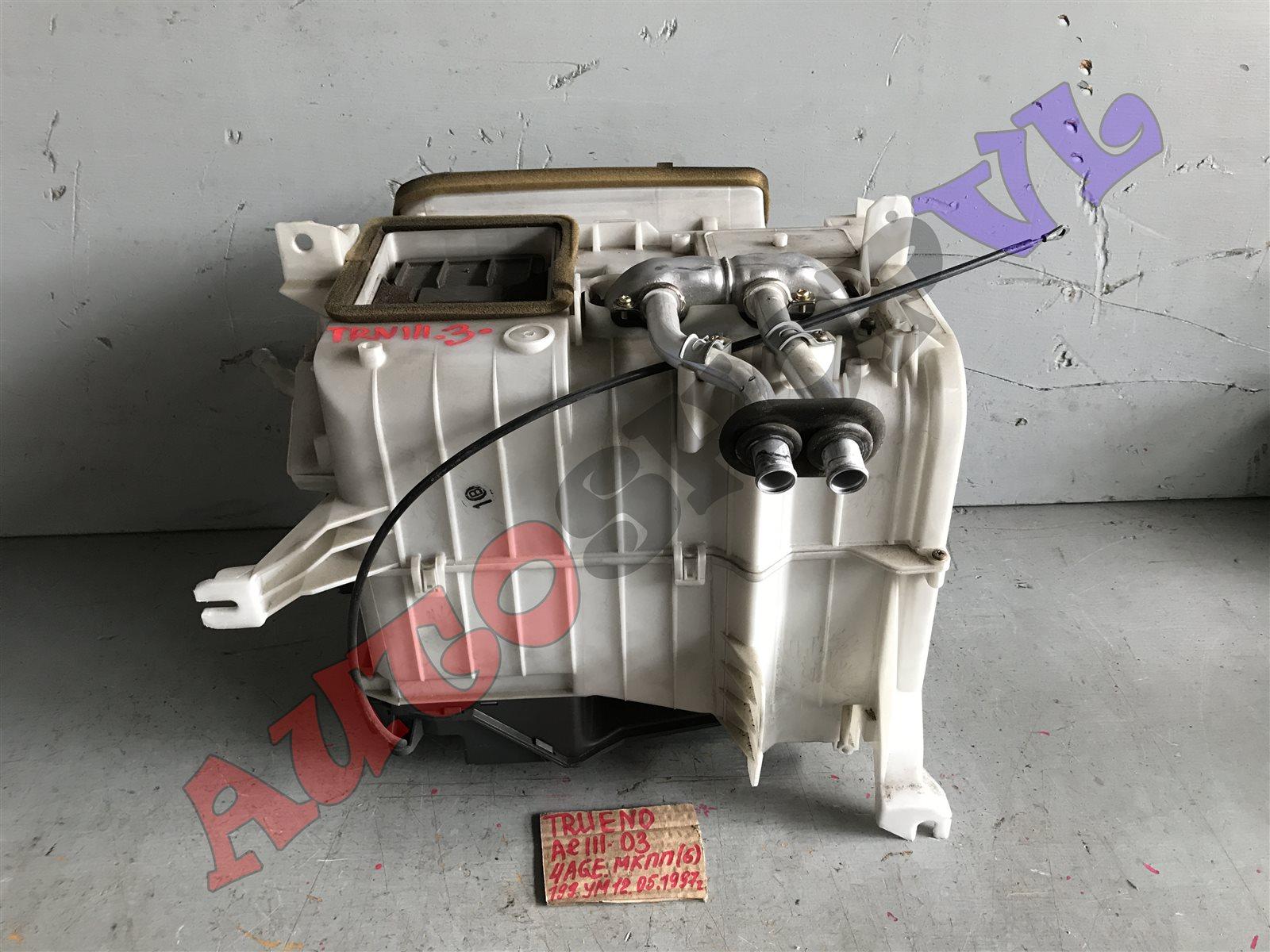 Печка Toyota Sprinter Trueno AE111 4AGE (б/у)