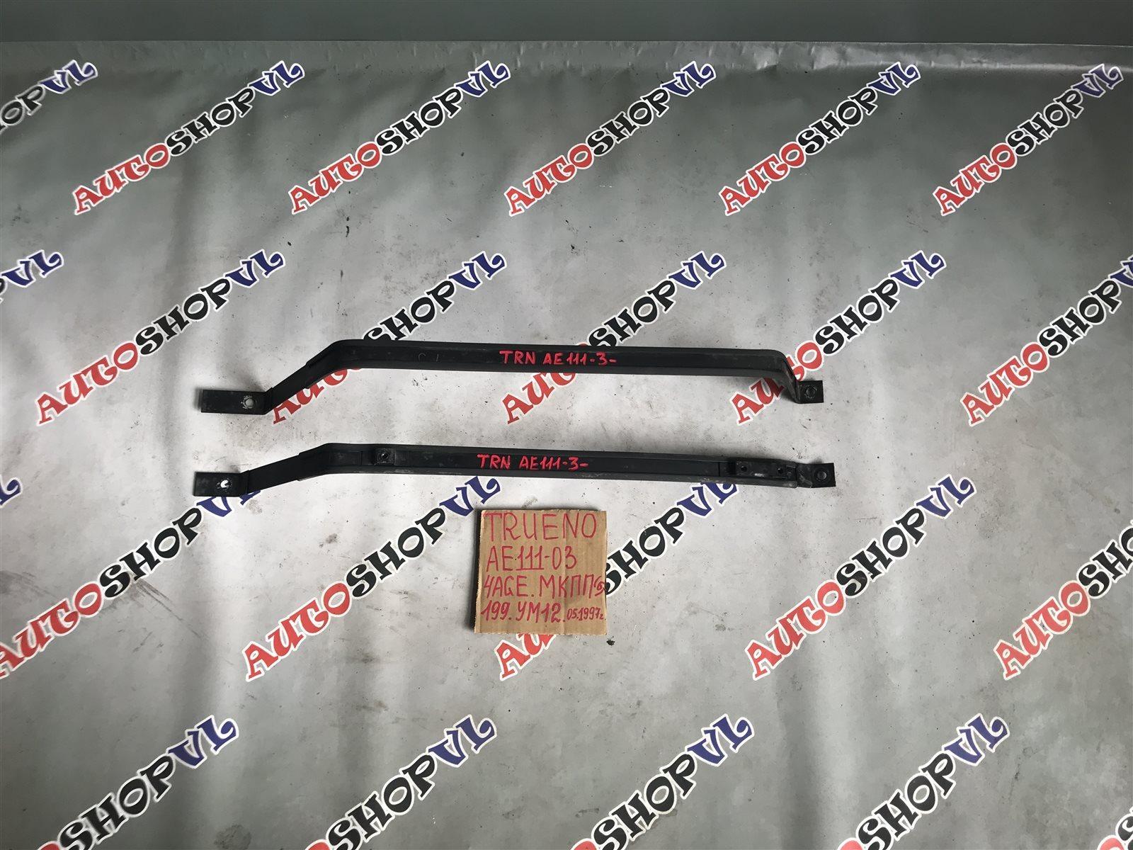 Крепление бака Toyota Sprinter Trueno AE111 (б/у)