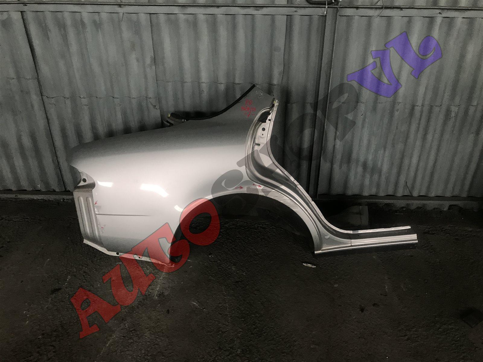 Крыло Toyota Sprinter Marino AE101 заднее правое (б/у)