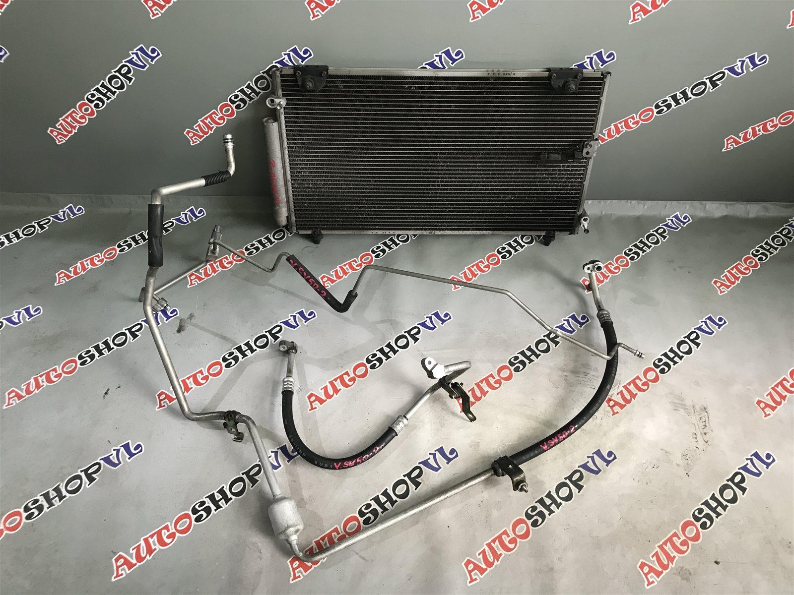 Радиатор кондиционера Toyota Vista SV50 3SFSE 06.1999 (б/у)
