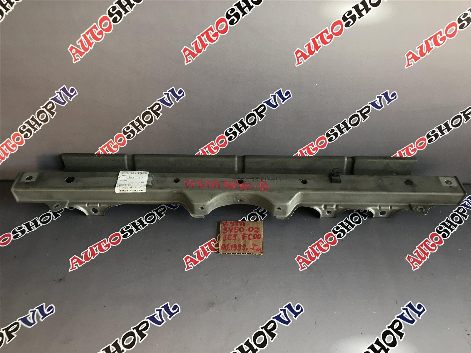 Планка телевизора Toyota Vista SV50 3SFSE передняя верхняя (б/у)