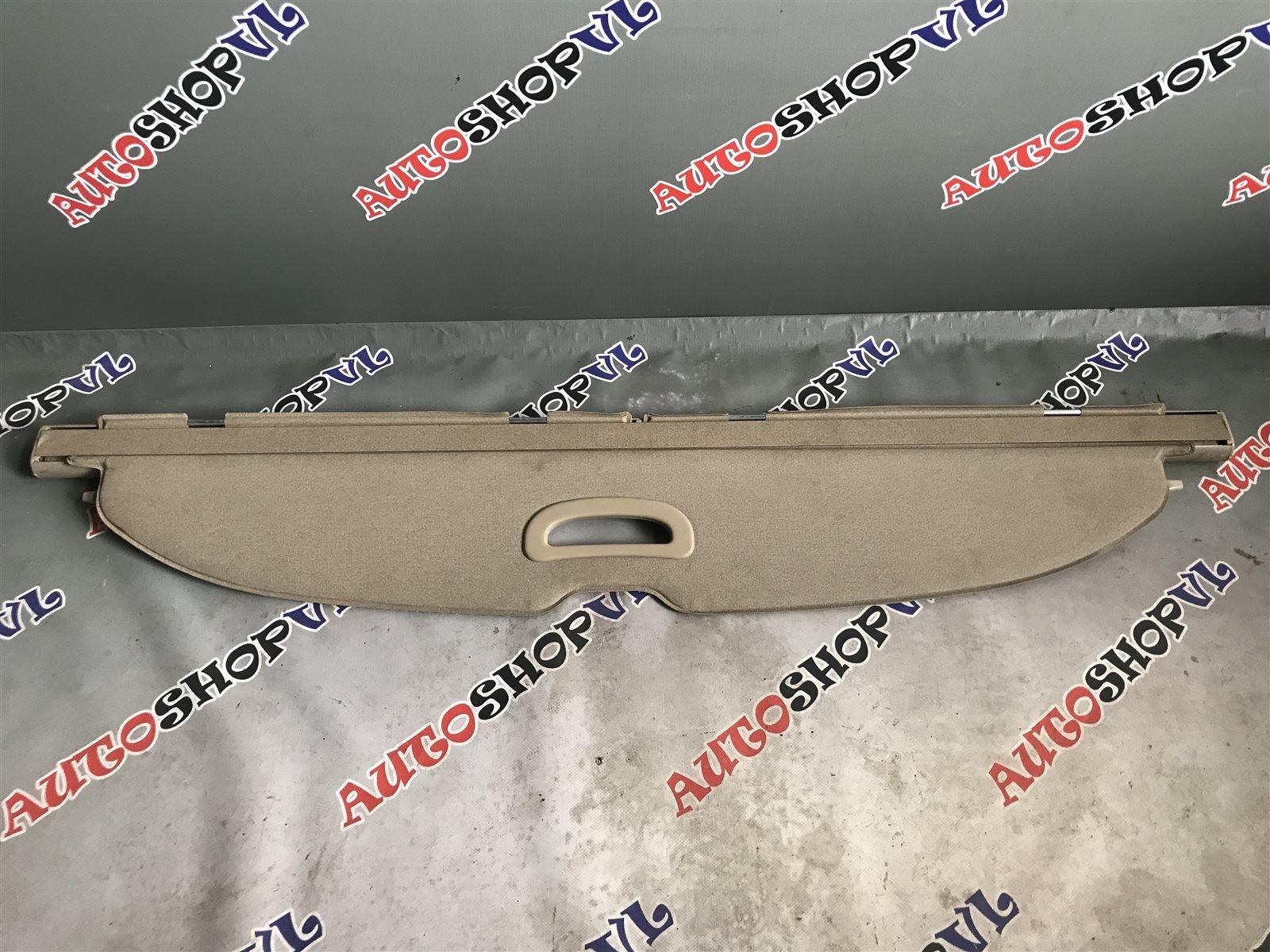 Шторка багажника Toyota Vista Ardeo AZV50 (б/у)