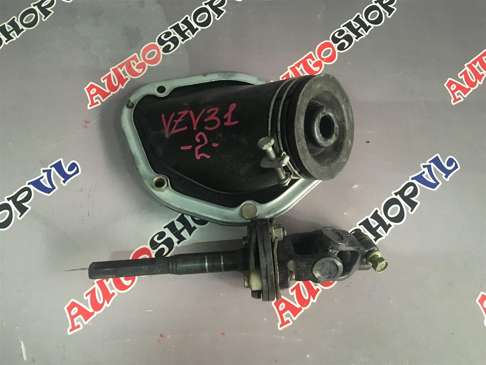 Рулевой карданчик Toyota Camry Prominent VZV33 (б/у)