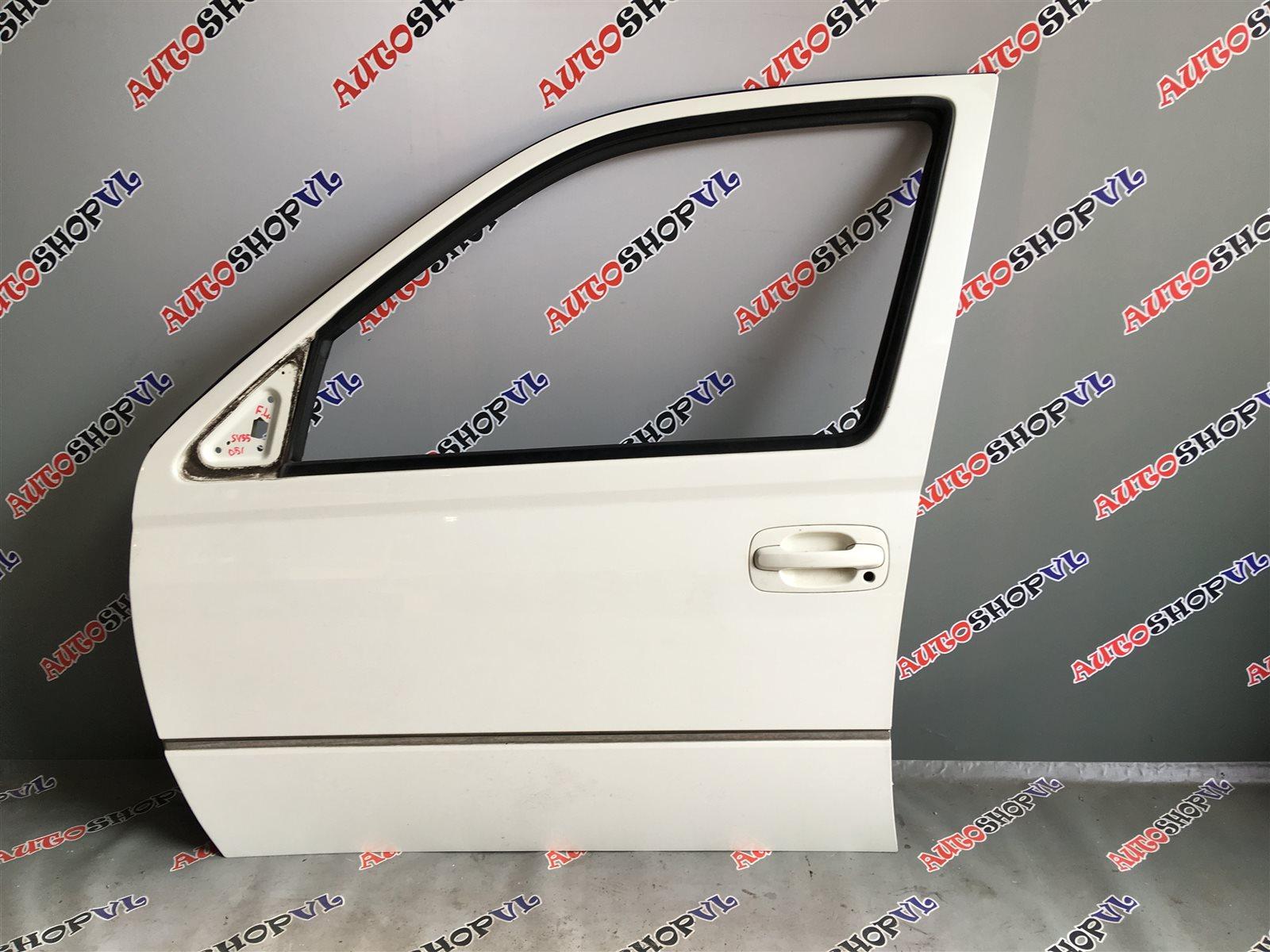 Дверь Toyota Vista Ardeo AZV50 передняя левая (б/у)