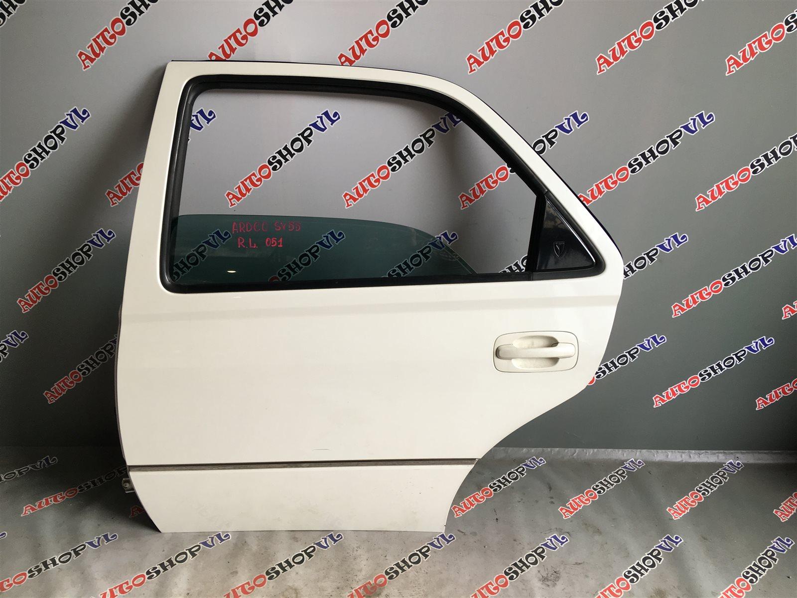 Дверь Toyota Vista Ardeo AZV50 задняя левая (б/у)