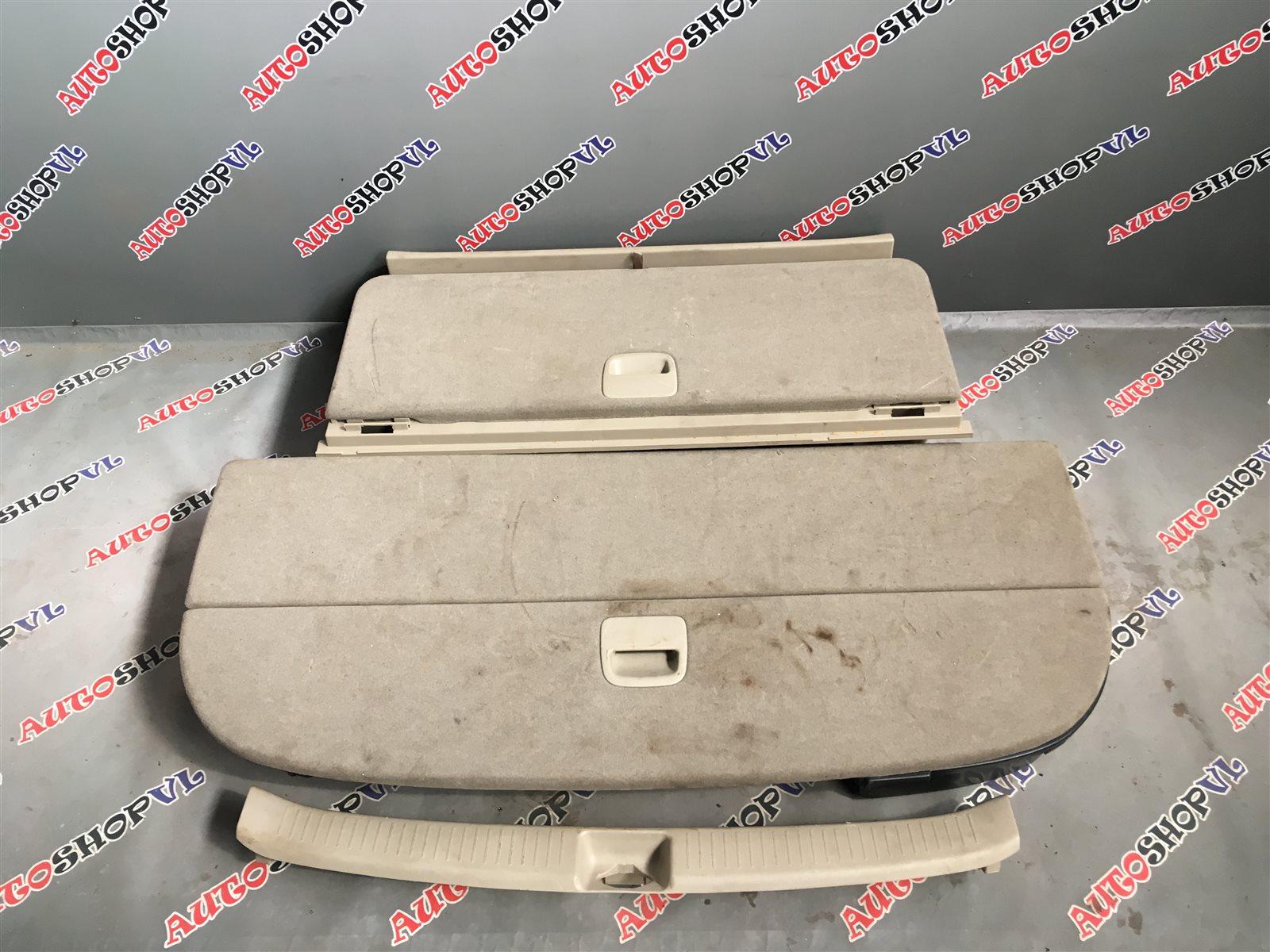 Ящик в багажник Toyota Vista Ardeo AZV50 (б/у)