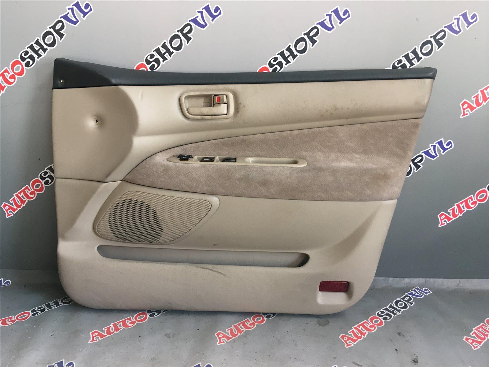 Обшивка дверей Toyota Vista SV50 04.1999 (б/у)