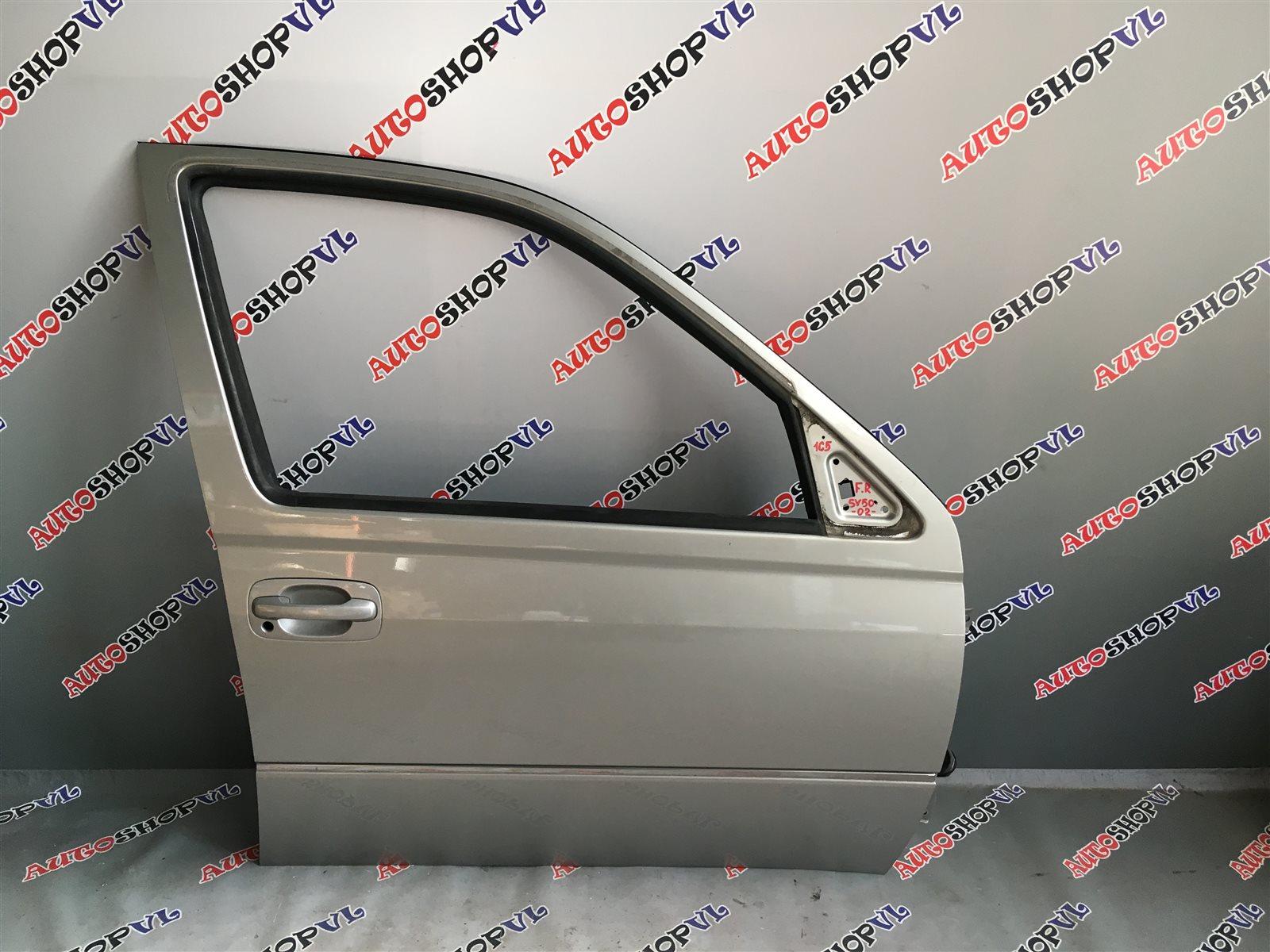 Дверь Toyota Vista AZV50 передняя правая (б/у)