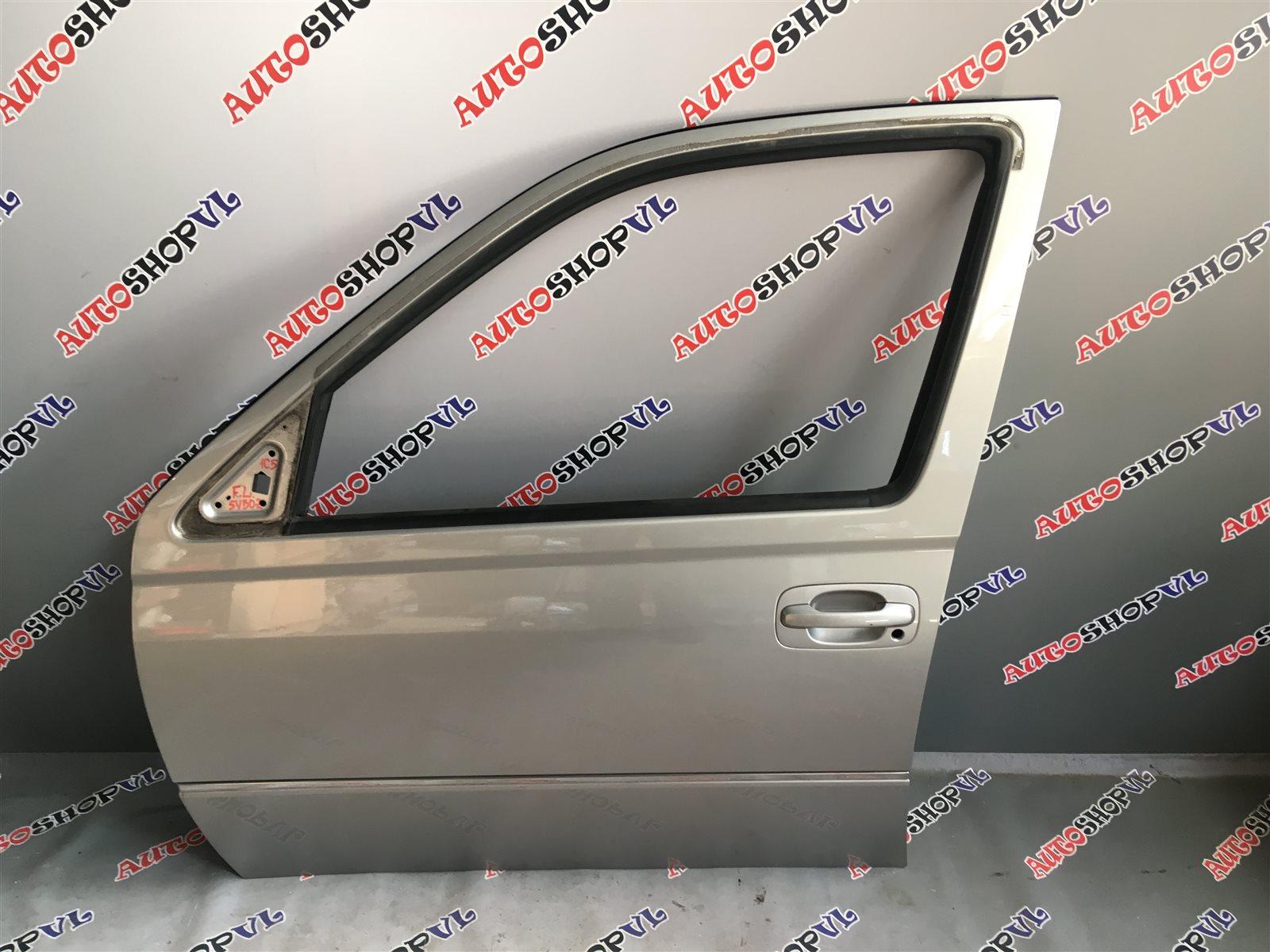 Дверь Toyota Vista AZV50 передняя левая (б/у)