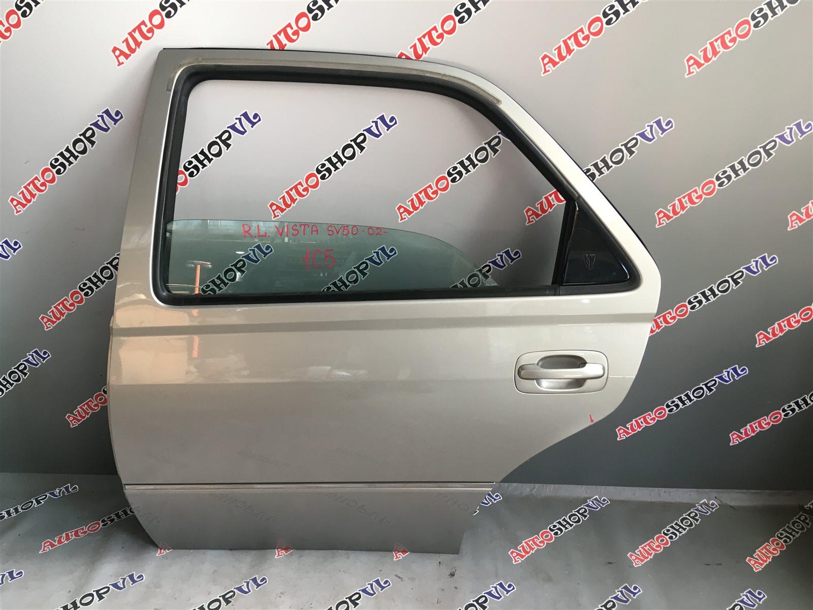 Дверь Toyota Vista AZV50 задняя левая (б/у)