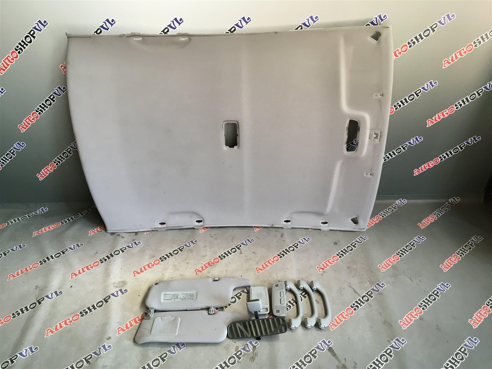 Обшивка потолка Toyota Camry SV30 (б/у)
