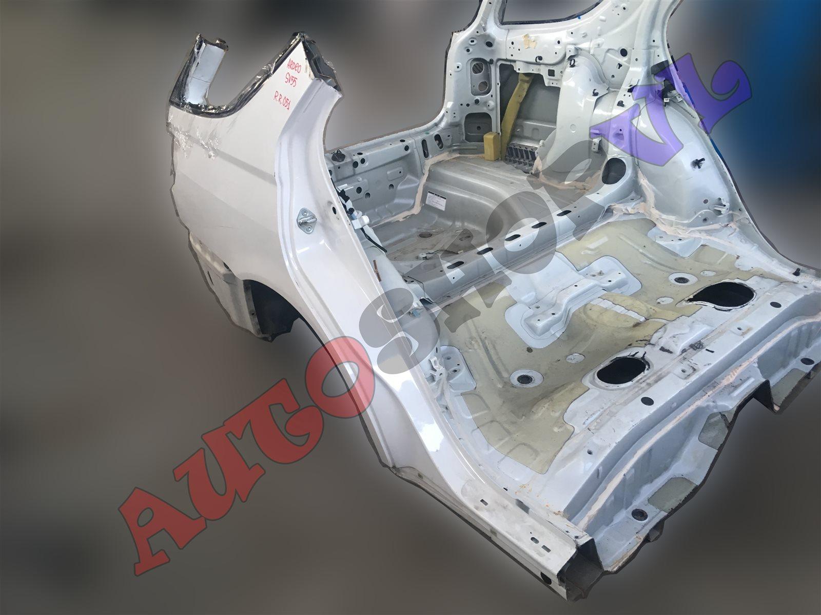 Крыло Toyota Vista Ardeo SV55 3SFE 08.1999 заднее правое (б/у)