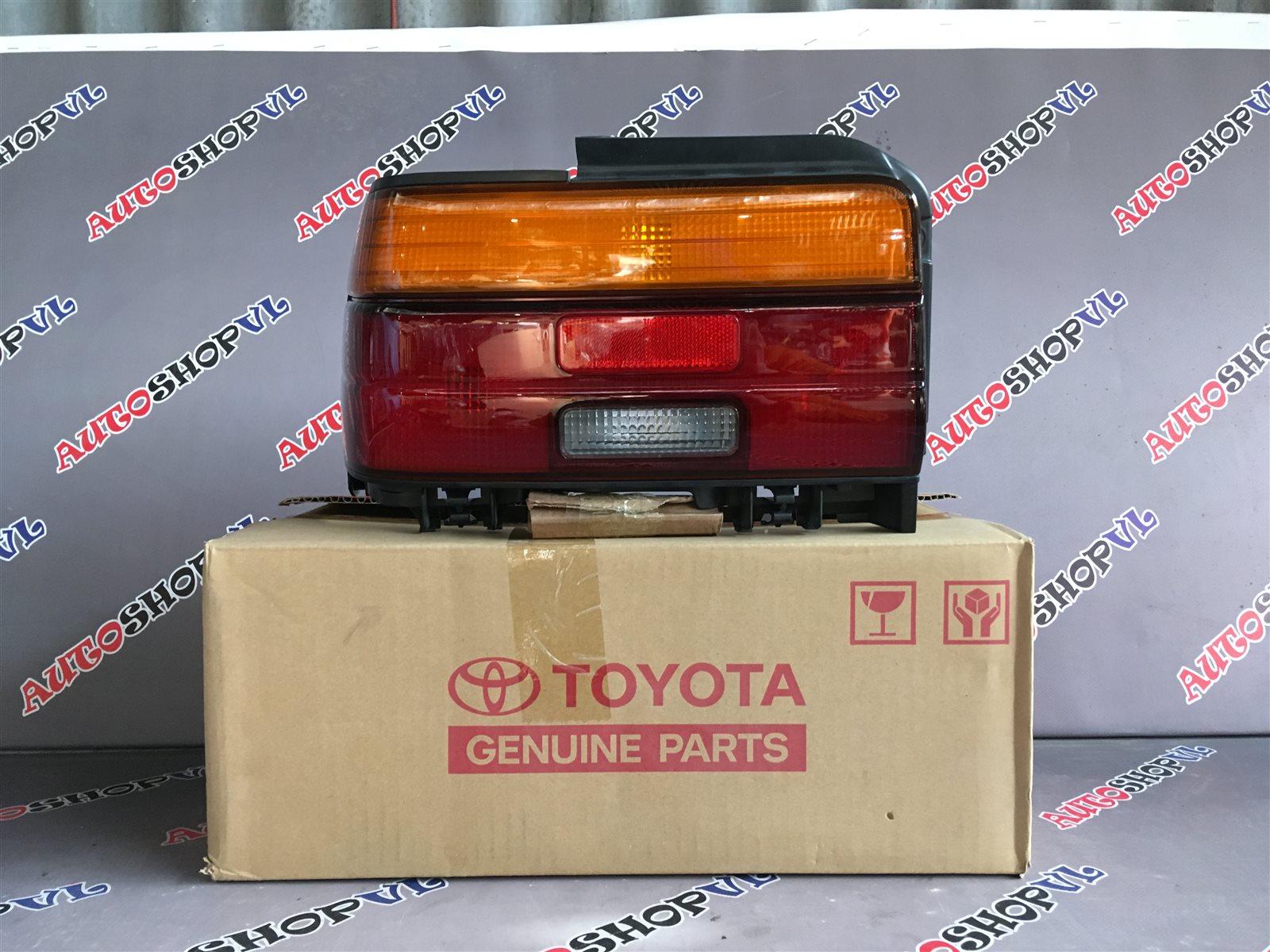 Стоп-сигнал Toyota Corolla AE100 06.1991 задний левый