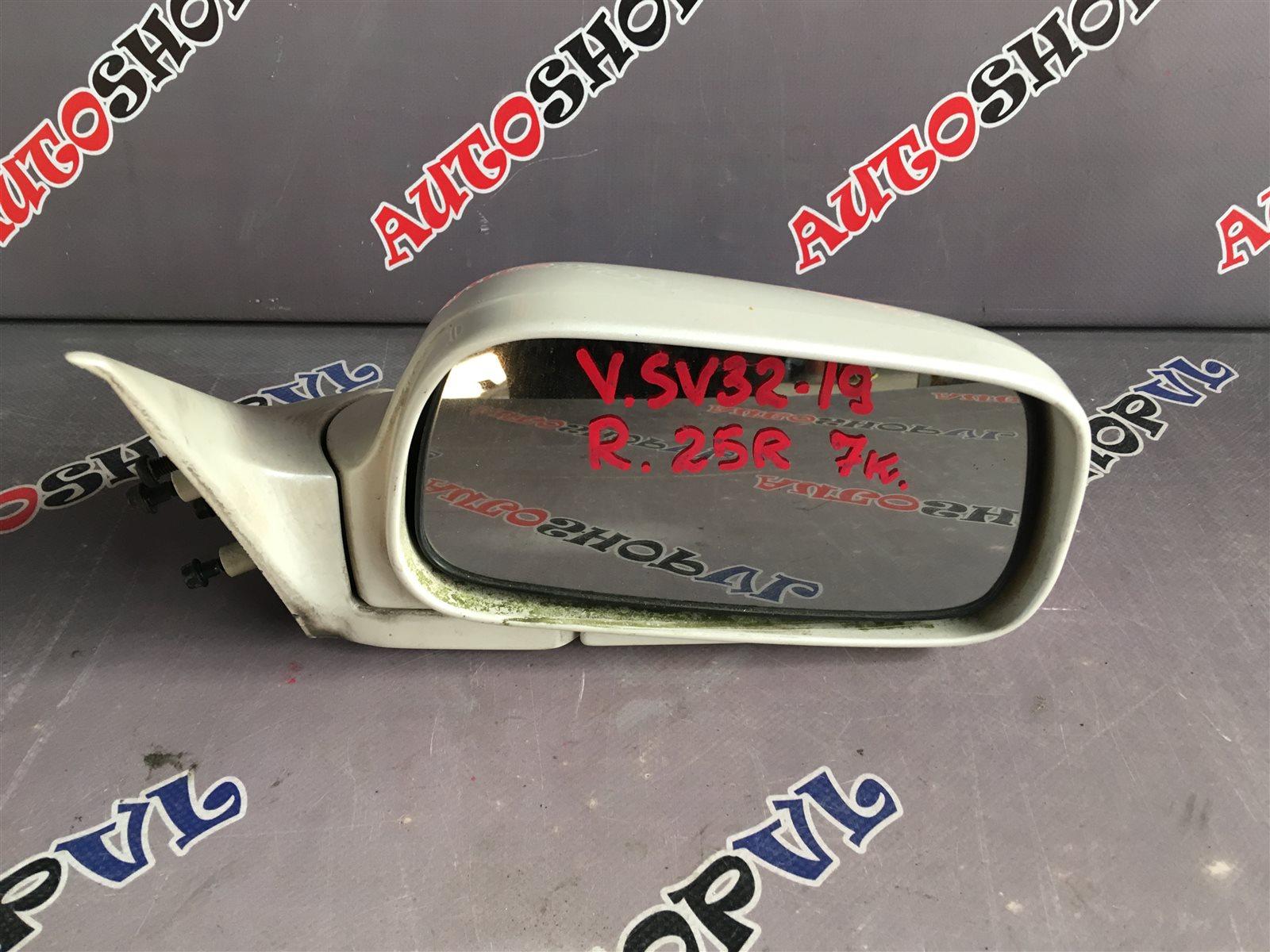 Зеркало Toyota Vista SV30 переднее правое (б/у)