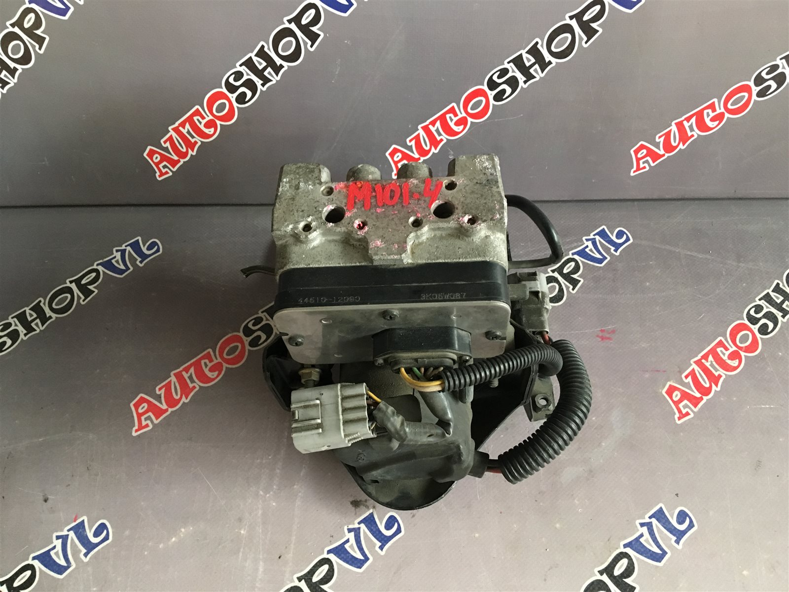 Блок abs Toyota Sprinter Marino AE101 4AFE 05.1993 (б/у)