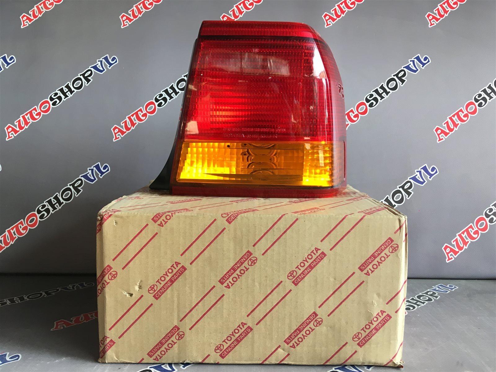 Стоп-сигнал Toyota Vista SV40 1994 задний правый