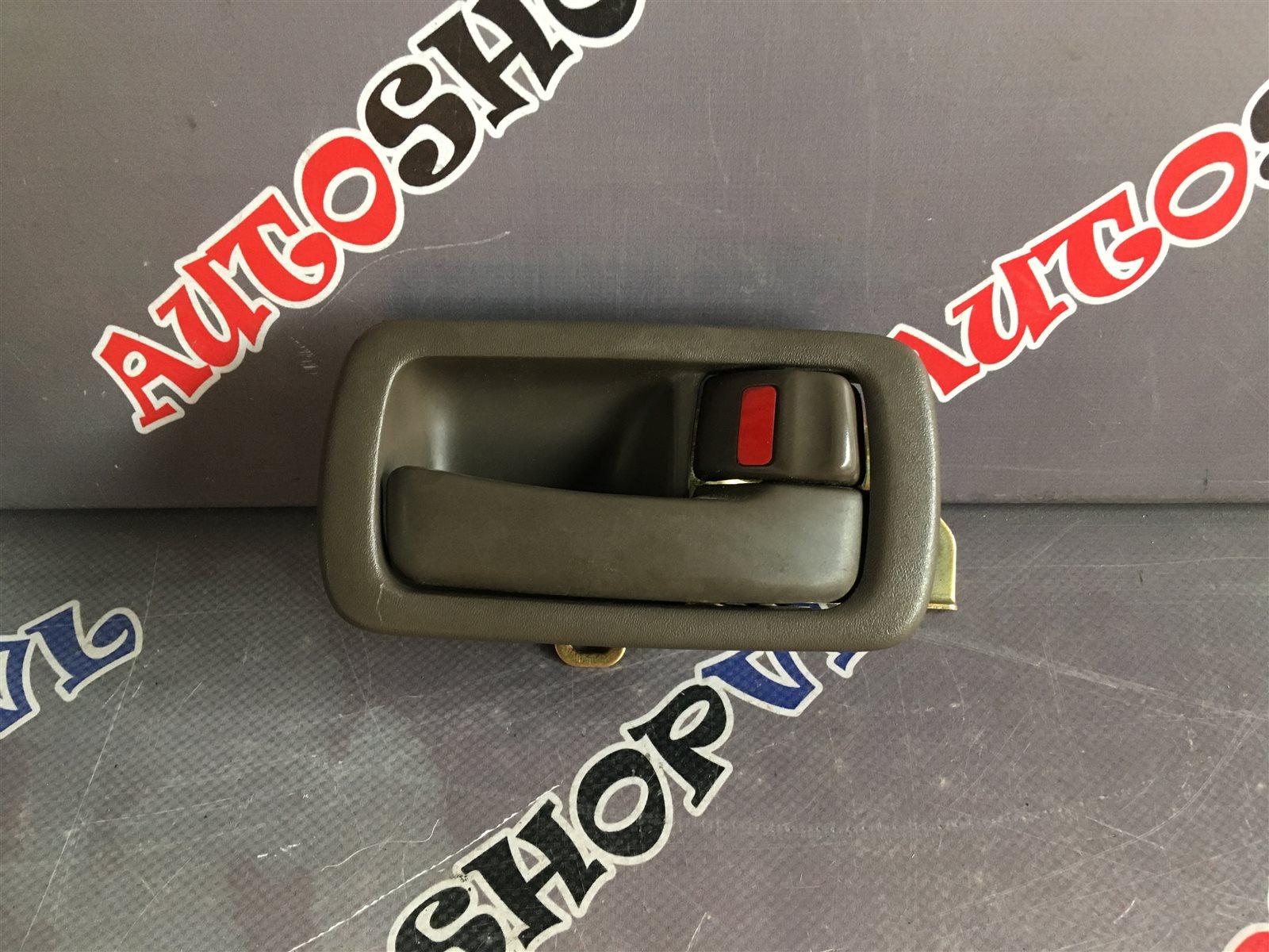 Ручка двери внутренняя Toyota Vista SV30 передняя правая (б/у)
