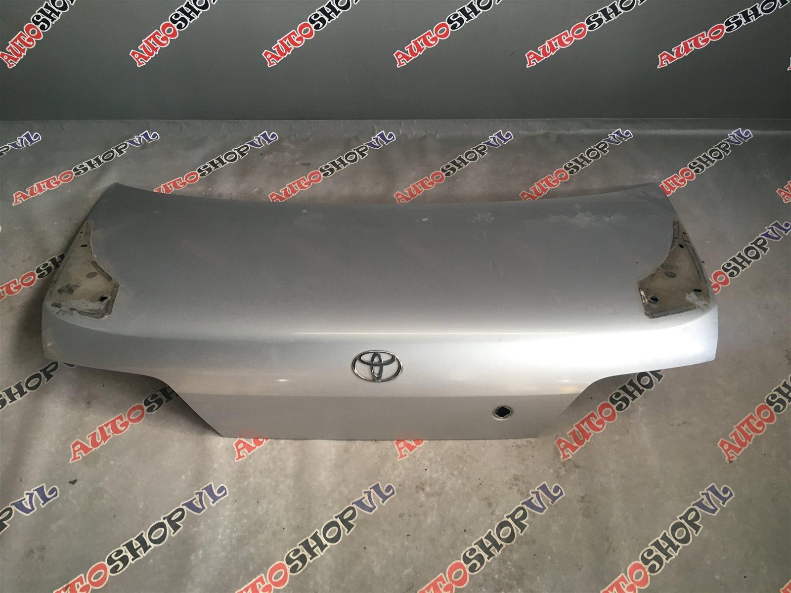 Крышка багажника Toyota Sprinter Trueno AE111 (б/у)