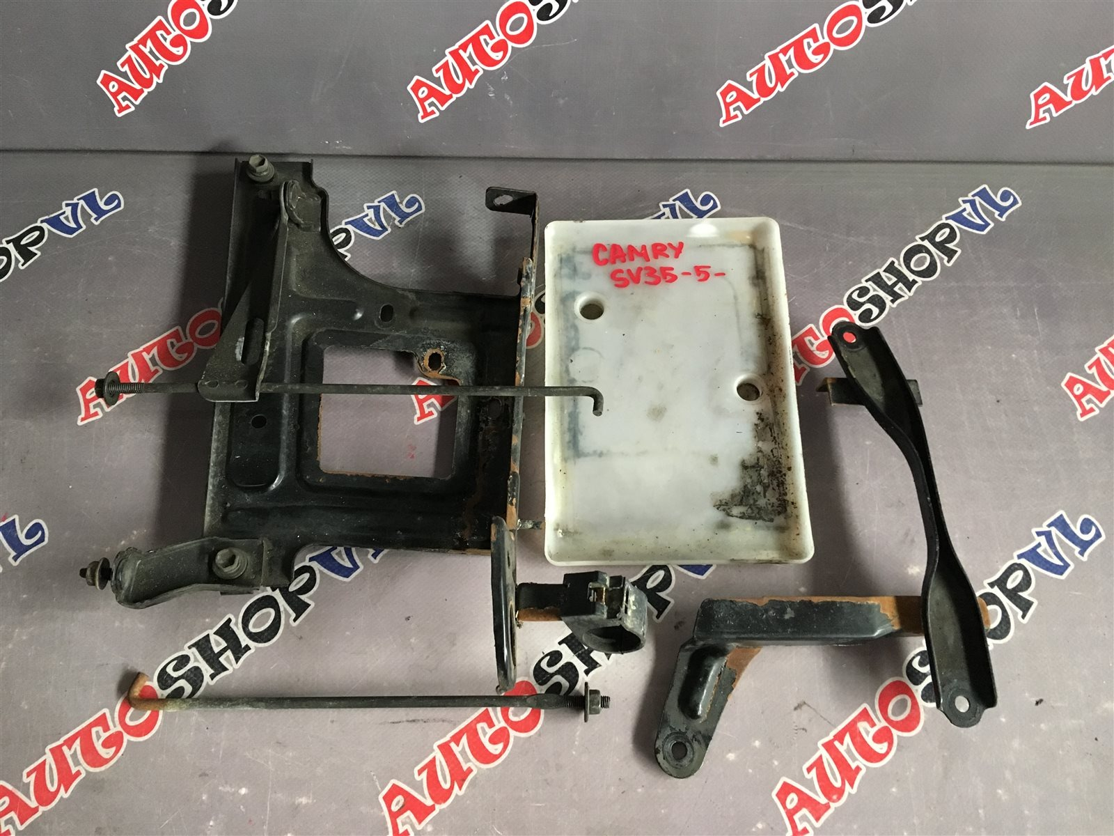 Крепление аккумулятора Toyota Camry SV30 (б/у)