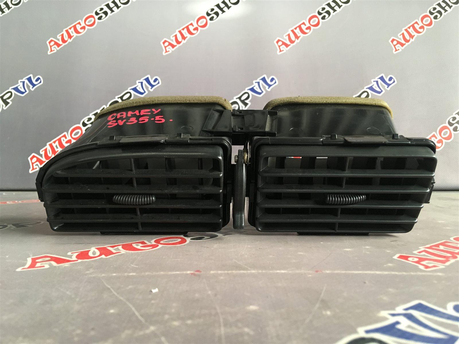 Воздуховод Toyota Camry SV30 (б/у)