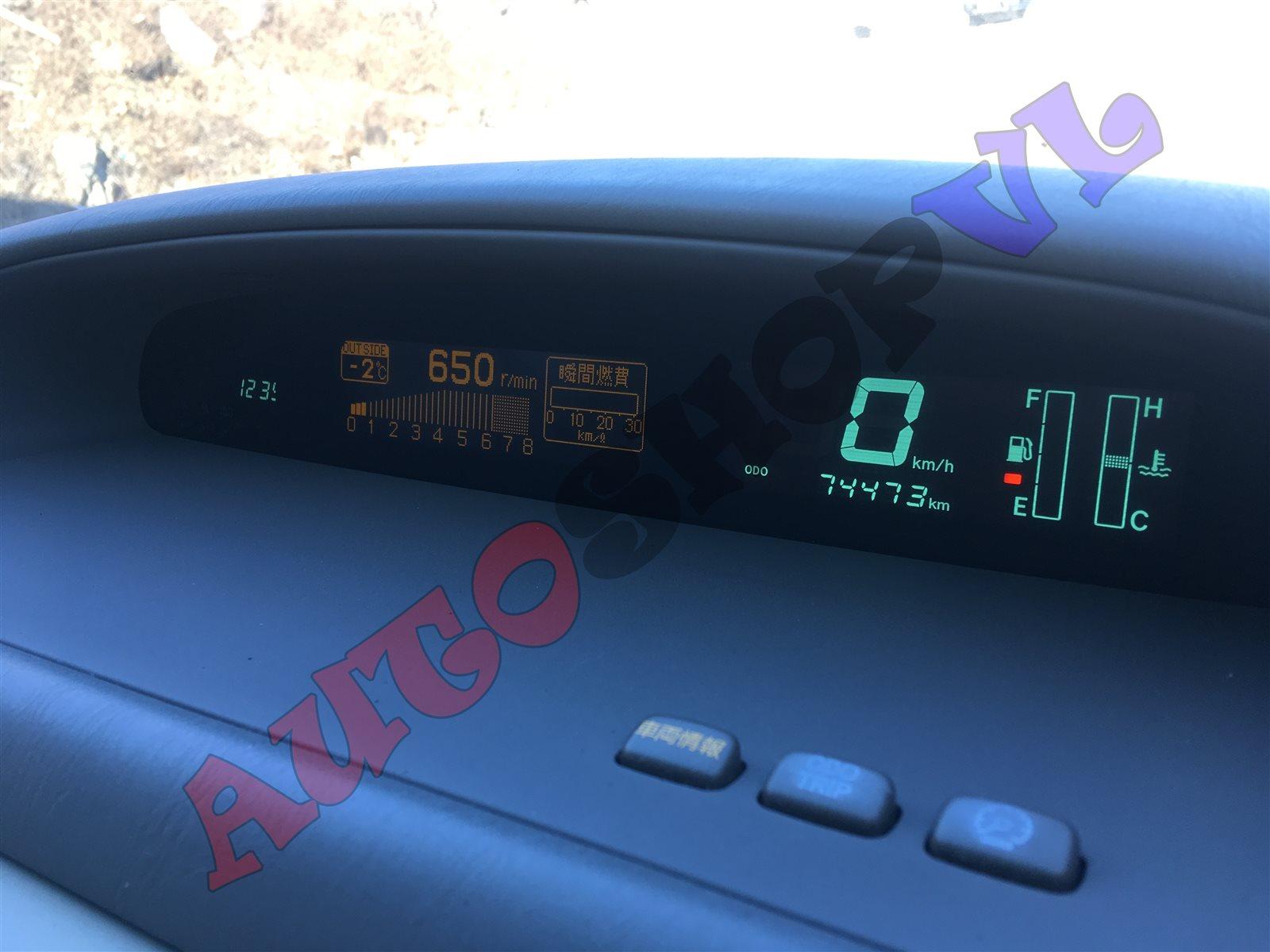 Спидометр Toyota Vista SV55 3SFE 10.2001 (б/у)