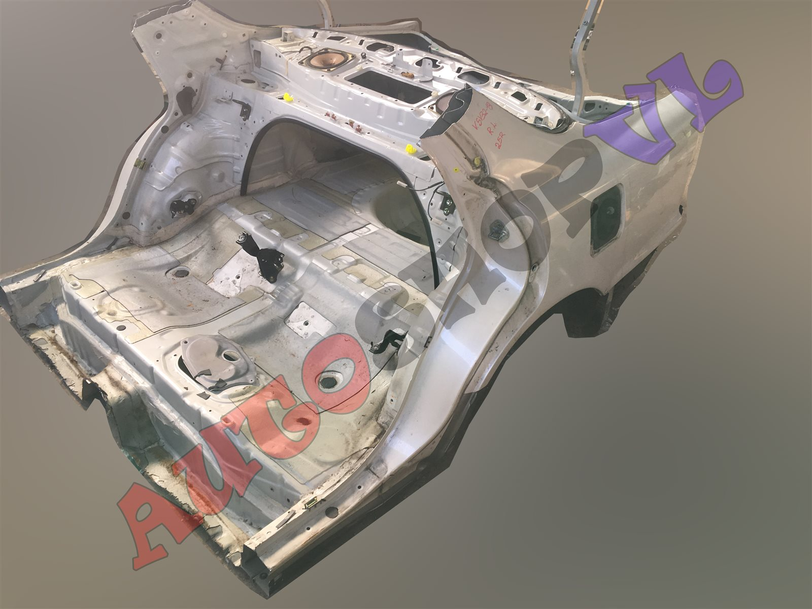 Крыло Toyota Vista SV30 заднее левое (б/у)