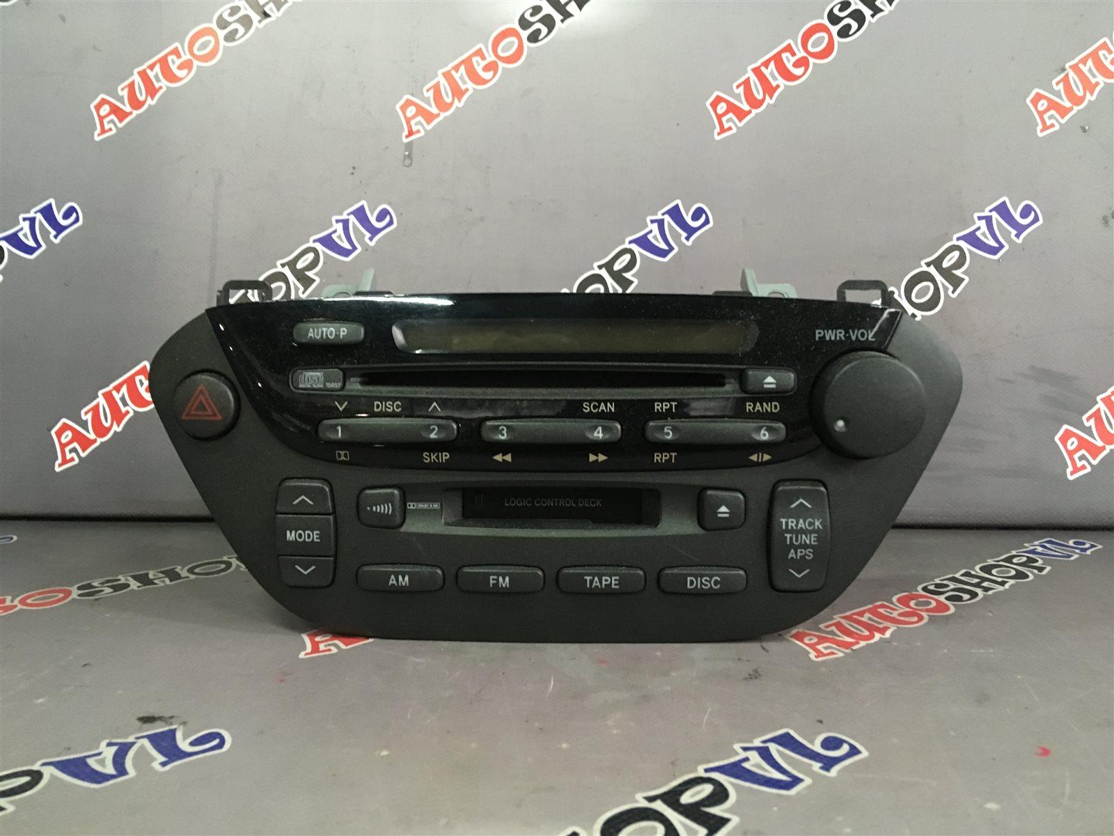 Магнитофон Toyota Vista AZV50 1AZFSE (б/у)