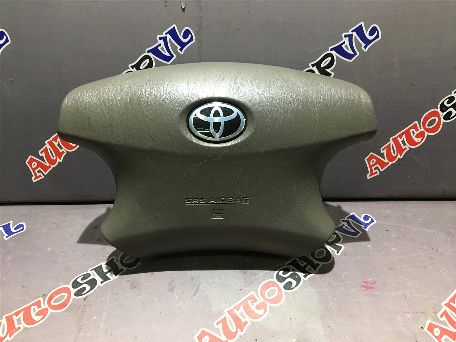 Airbag на руль Toyota Vista AZV50 1AZFSE (б/у)