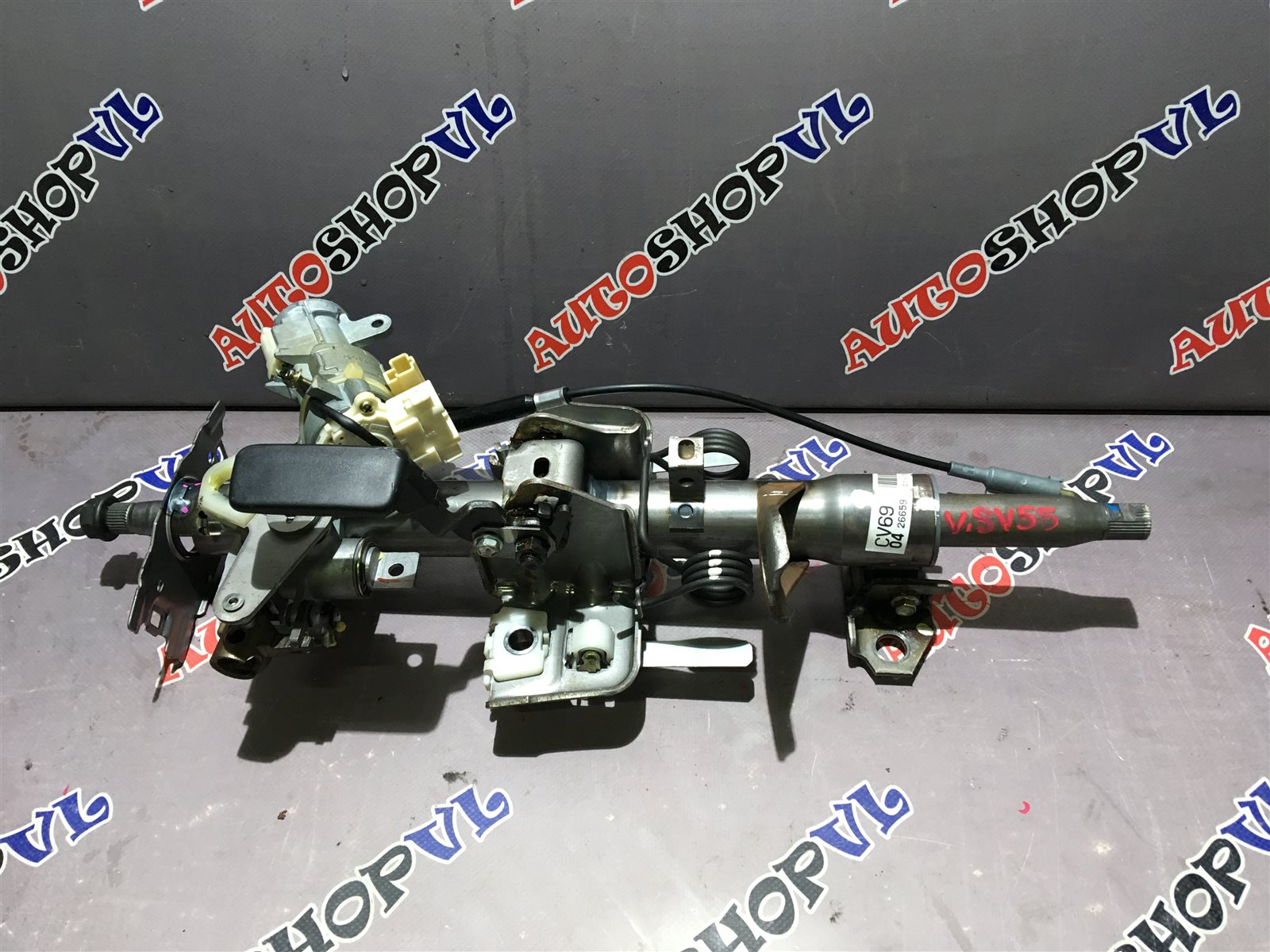 Рулевая колонка Toyota Vista AZV50 1AZFSE (б/у)