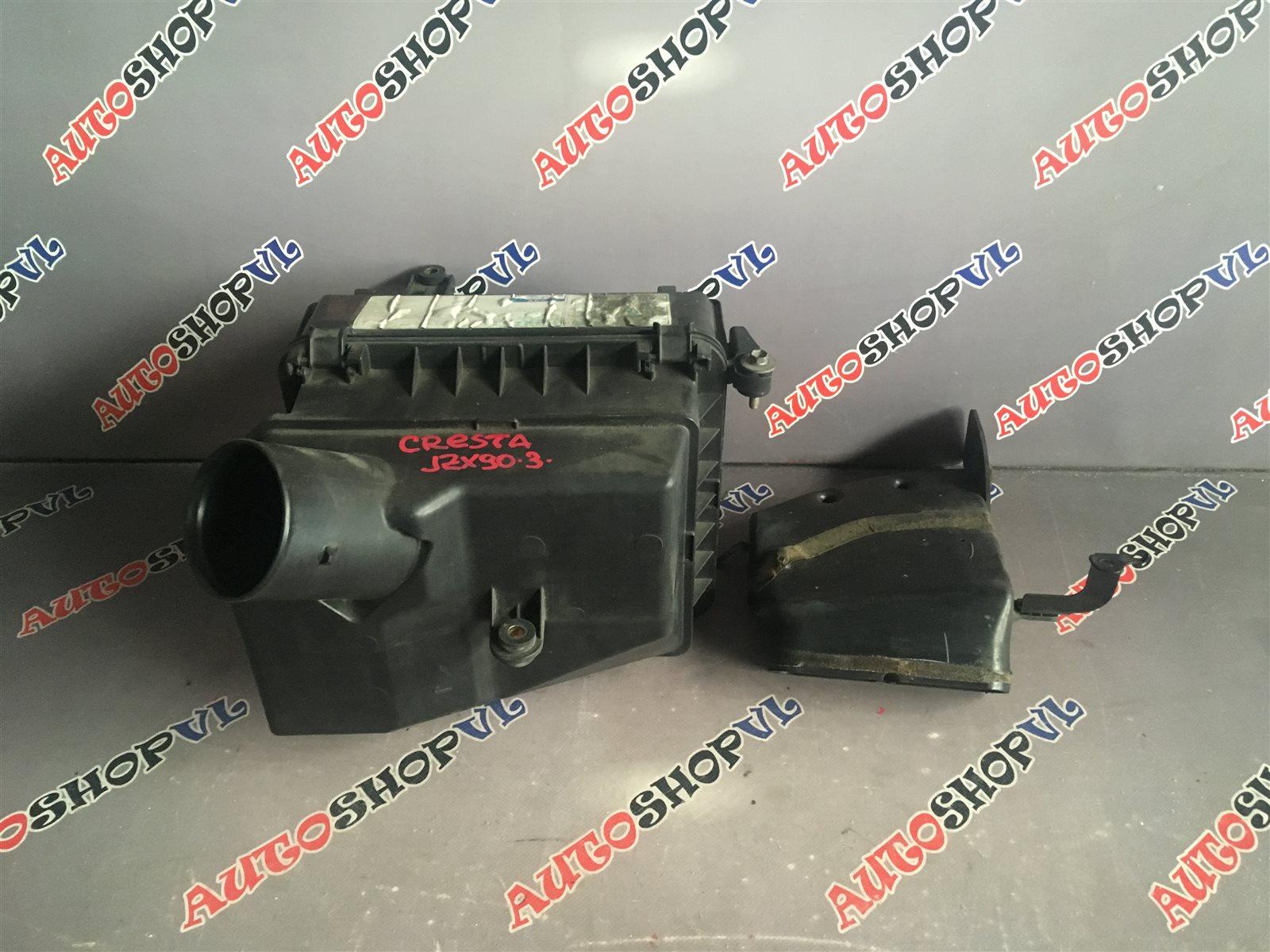 Корпус воздушного фильтра Toyota Cresta JZX90 1JZGE (б/у)