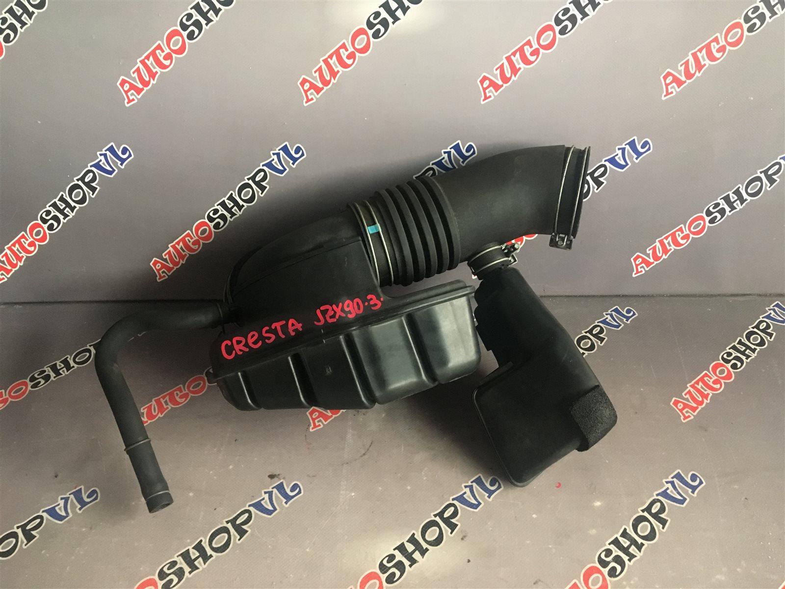 Гофра воздушного фильтра Toyota Cresta JZX90 1JZGE (б/у)
