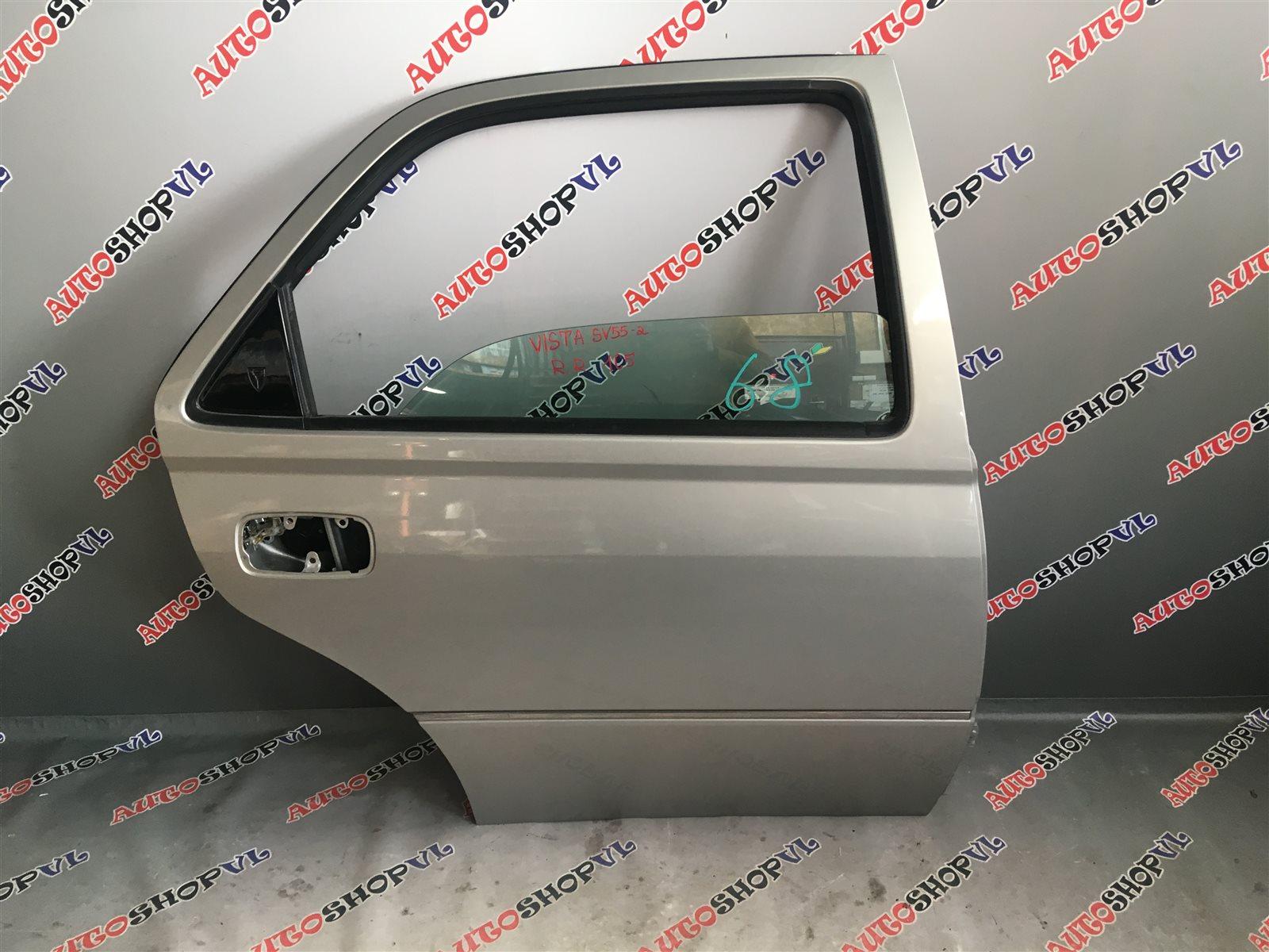 Дверь Toyota Vista AZV50 задняя правая (б/у)