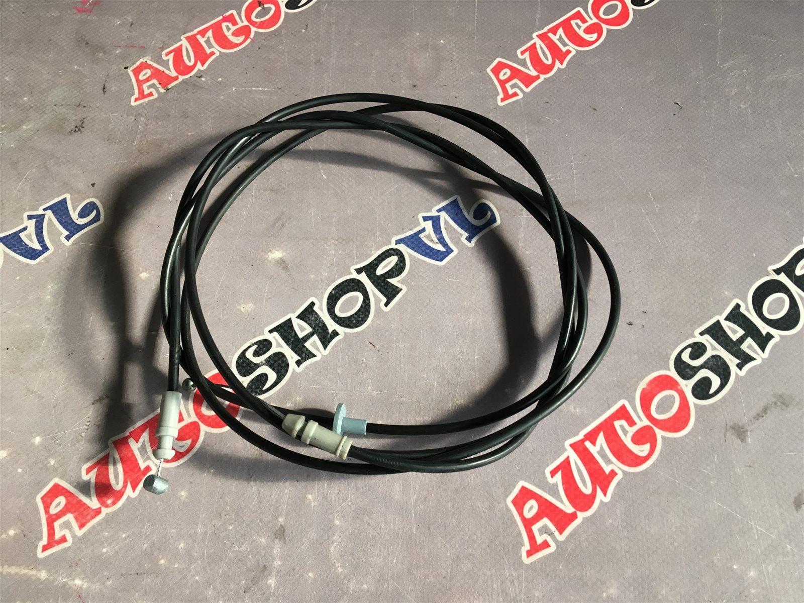 Тросик замка капота Toyota Vista AZV50 1AZFSE (б/у)