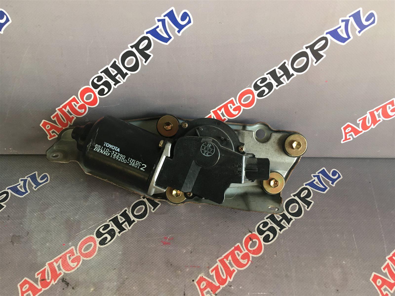Мотор дворников Toyota Vista AZV50 передний (б/у)