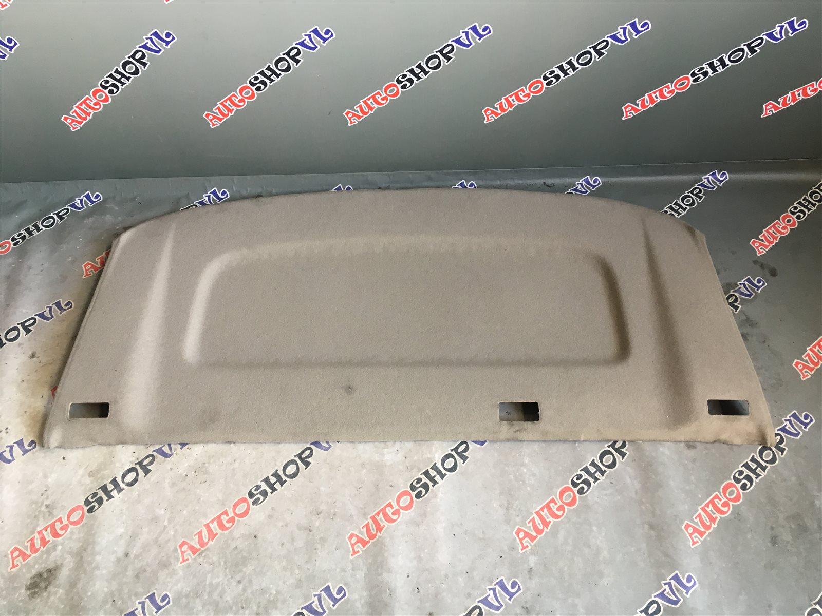 Полка багажника Toyota Vista AZV50 (б/у)