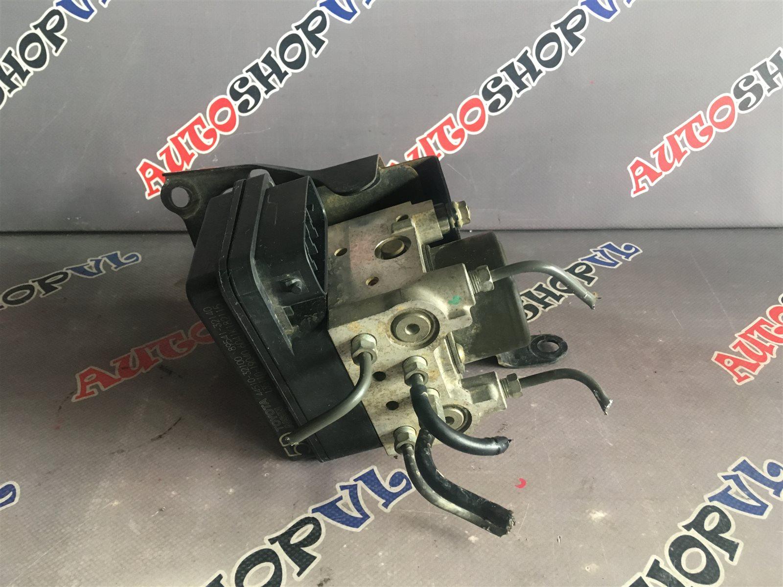 Блок abs Toyota Vista SV55 3SFE (б/у)