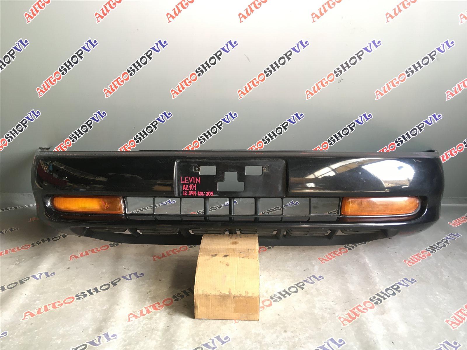 Бампер Toyota Corolla Levin AE101 06.1991 передний (б/у)